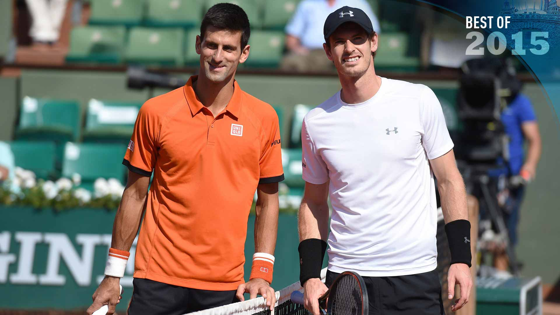 Rivalries Of 2015 Djokovic Vs Murray Atp Tour Tennis