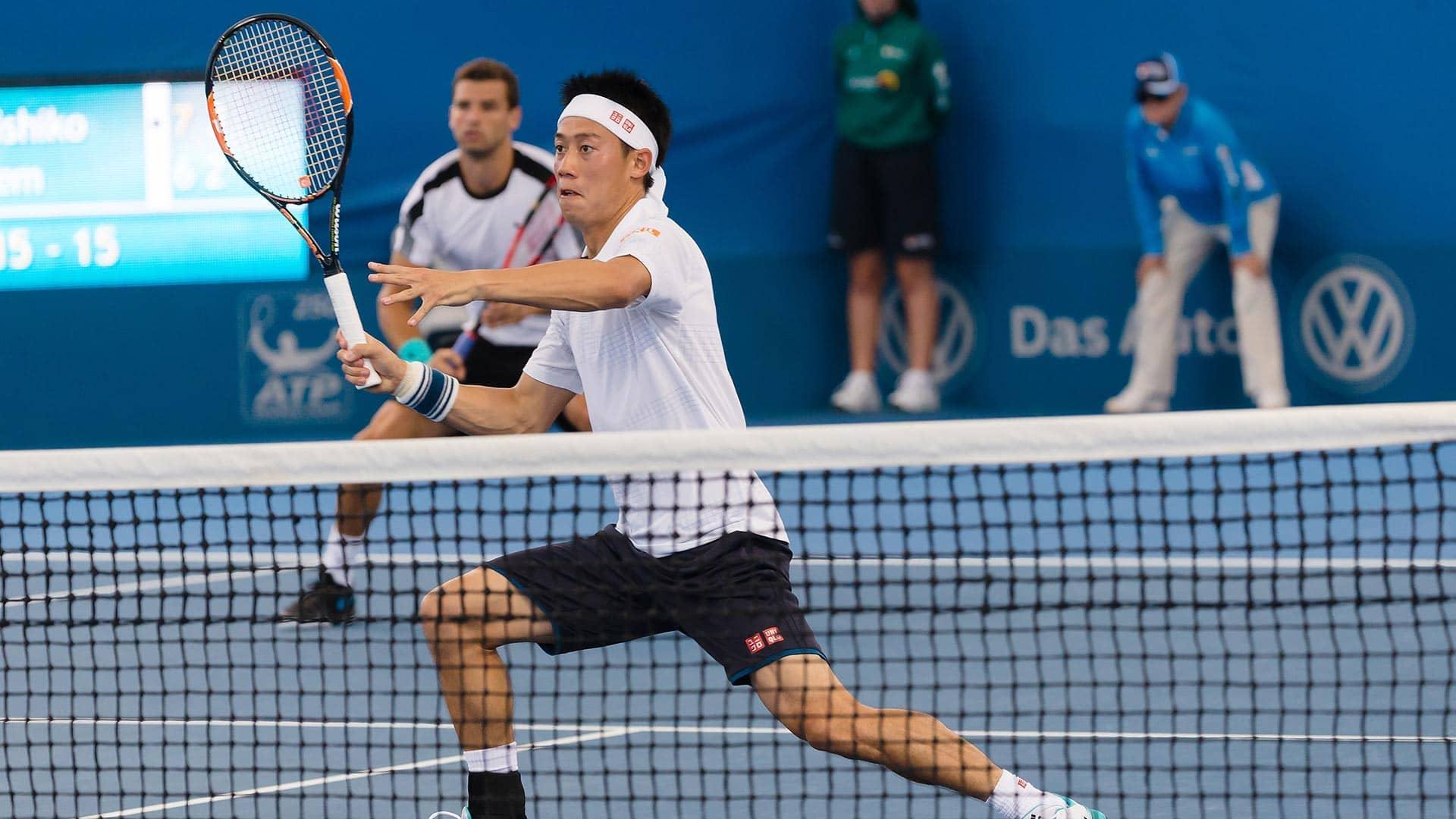 Nishikori Dimitrov Win 2016 Brisbane Doubles Opener | ATP Tour ...