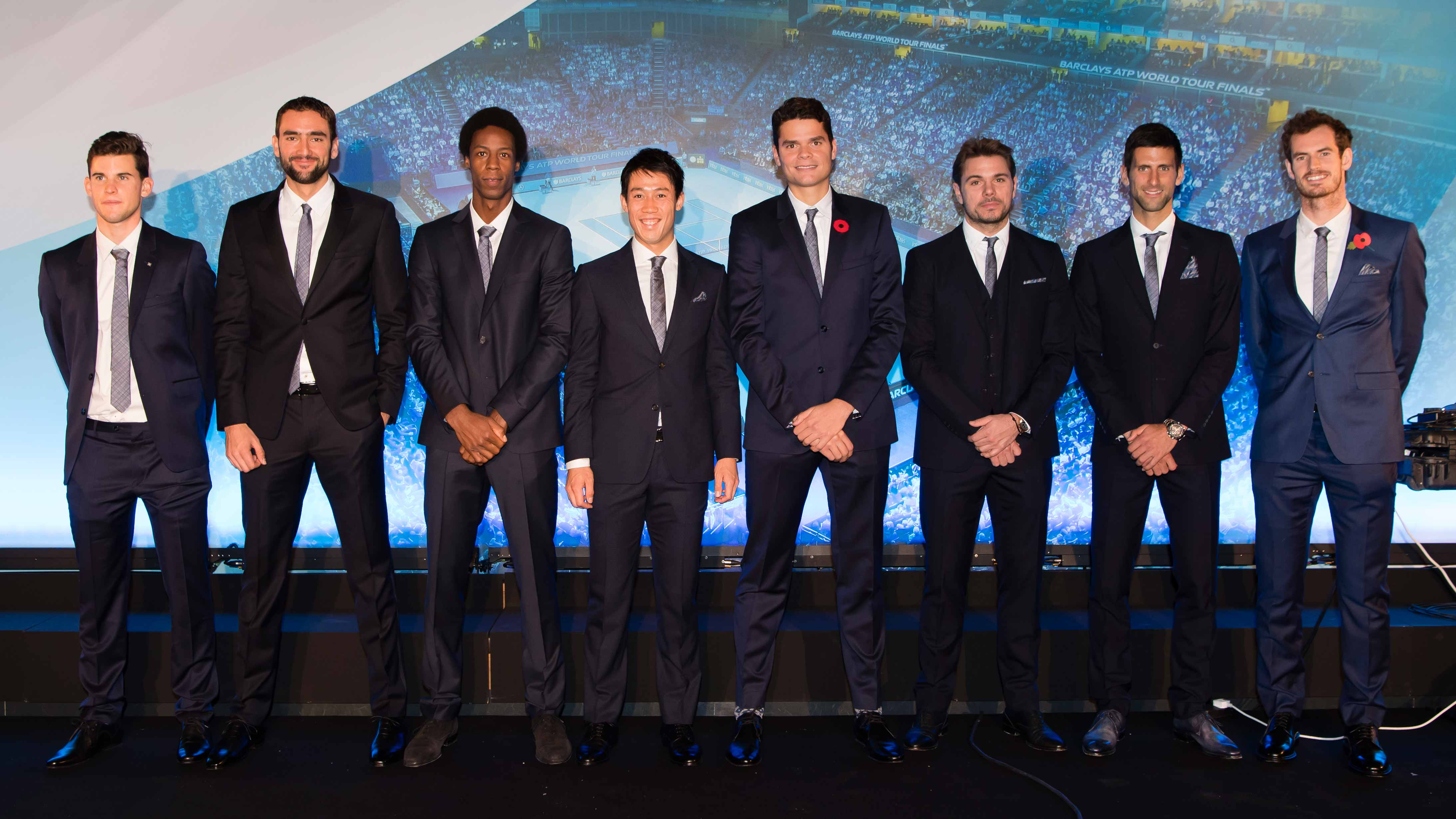 Storylines To Follow At The 2016 Barclays Atp World Tour Finals