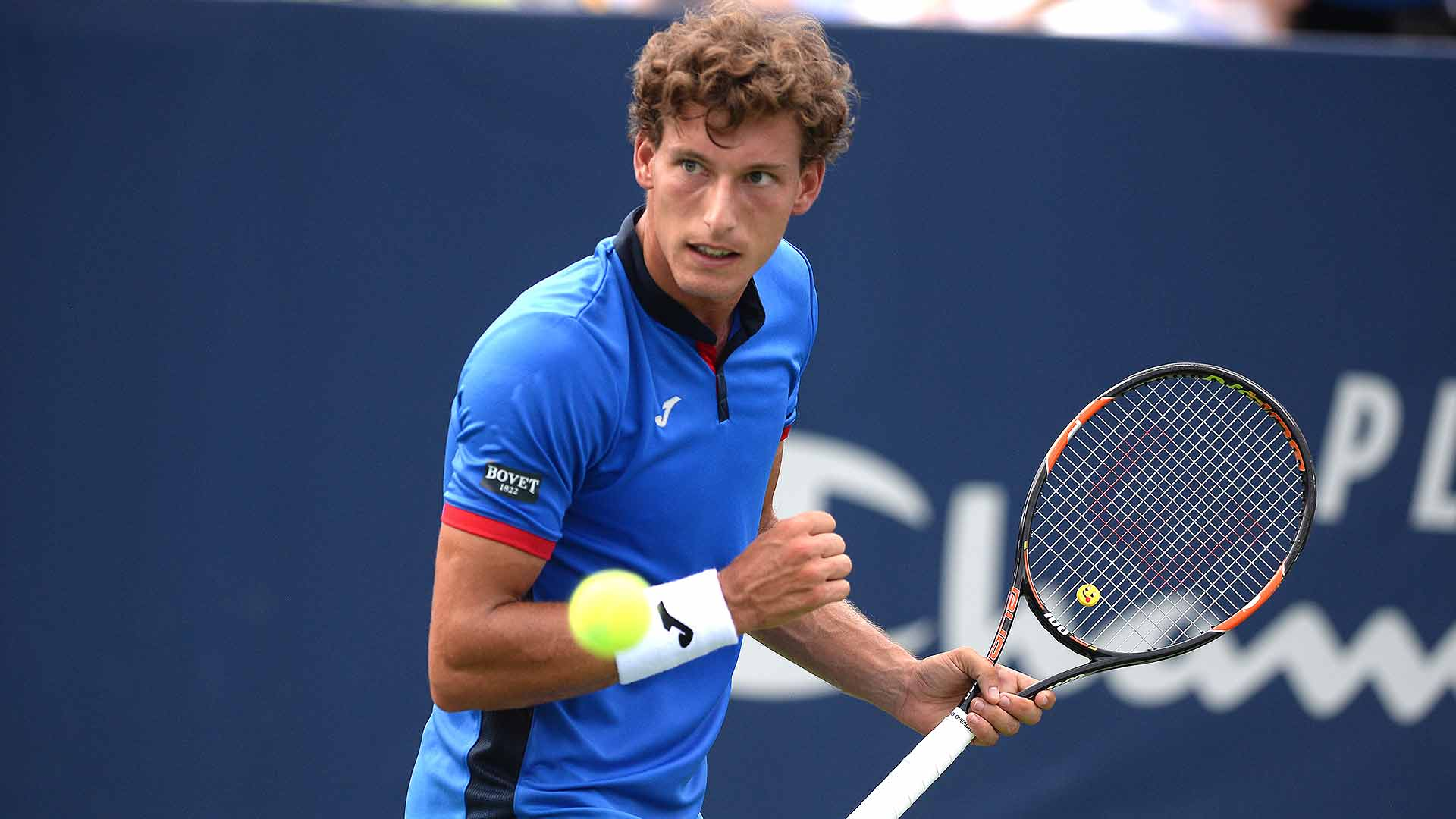 First-Time ATP World Tour Winner Spotlight: Pablo Carreno Busta | ATP Tour