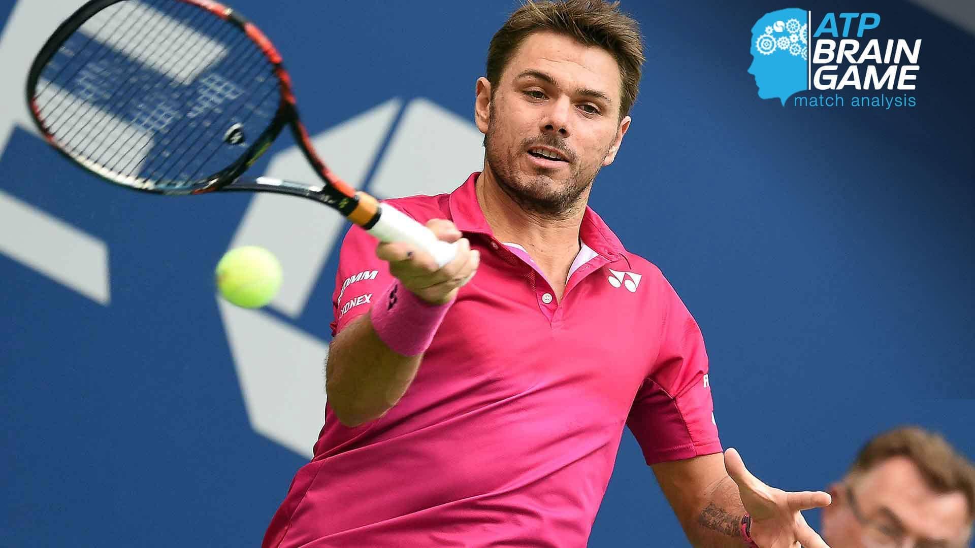 Brain Game Stan Wawrinka US Open 2016 Final | ATP Tour