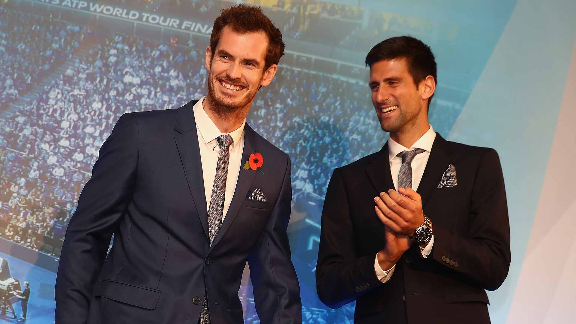 Novak Djokovic Reflects On Andy Murray Bromance Atp Tour Tennis