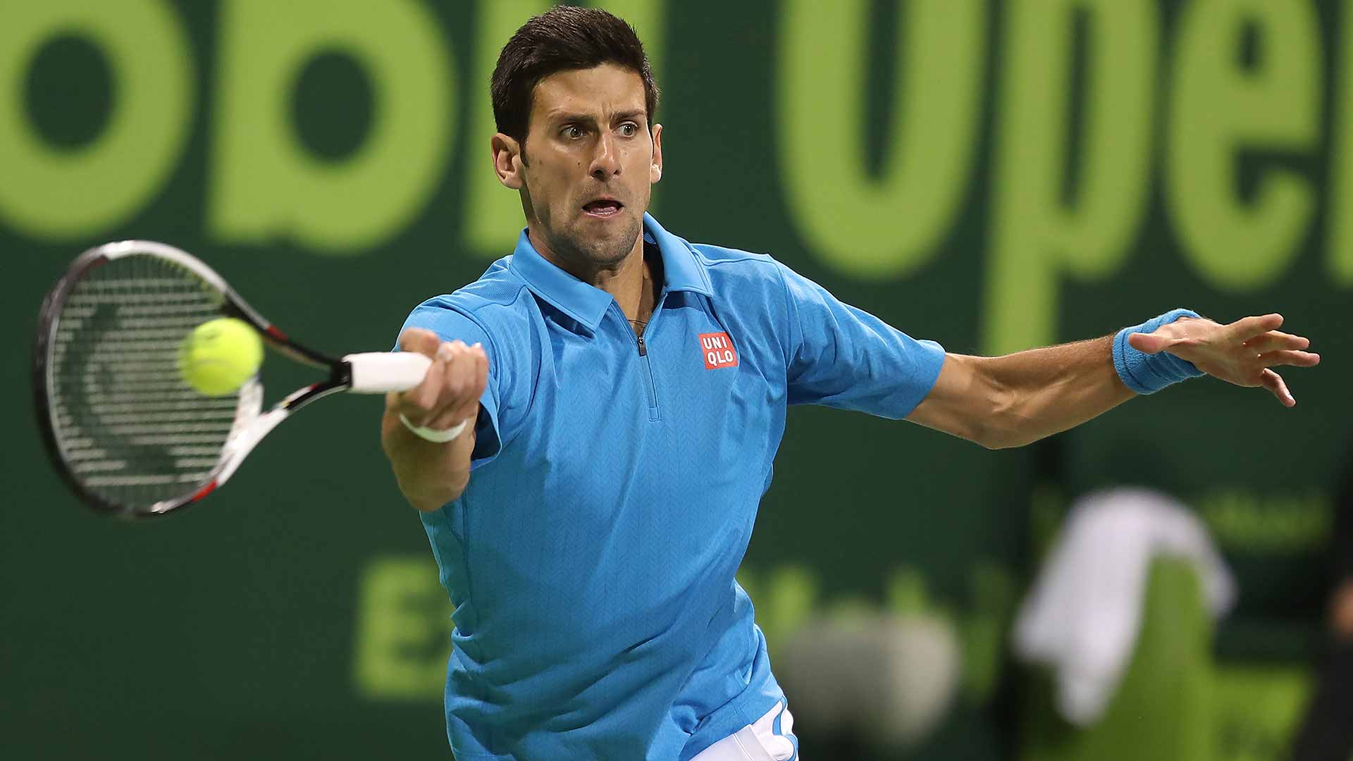 Novak Djokovic Saves Five Match Points To Beat Fernando Verdasco In Doha | ATP Tour | Tennis