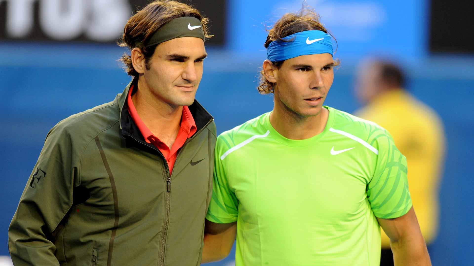 Federer Vs Nadal 35 Points To Consider Atp Tour Tennis
