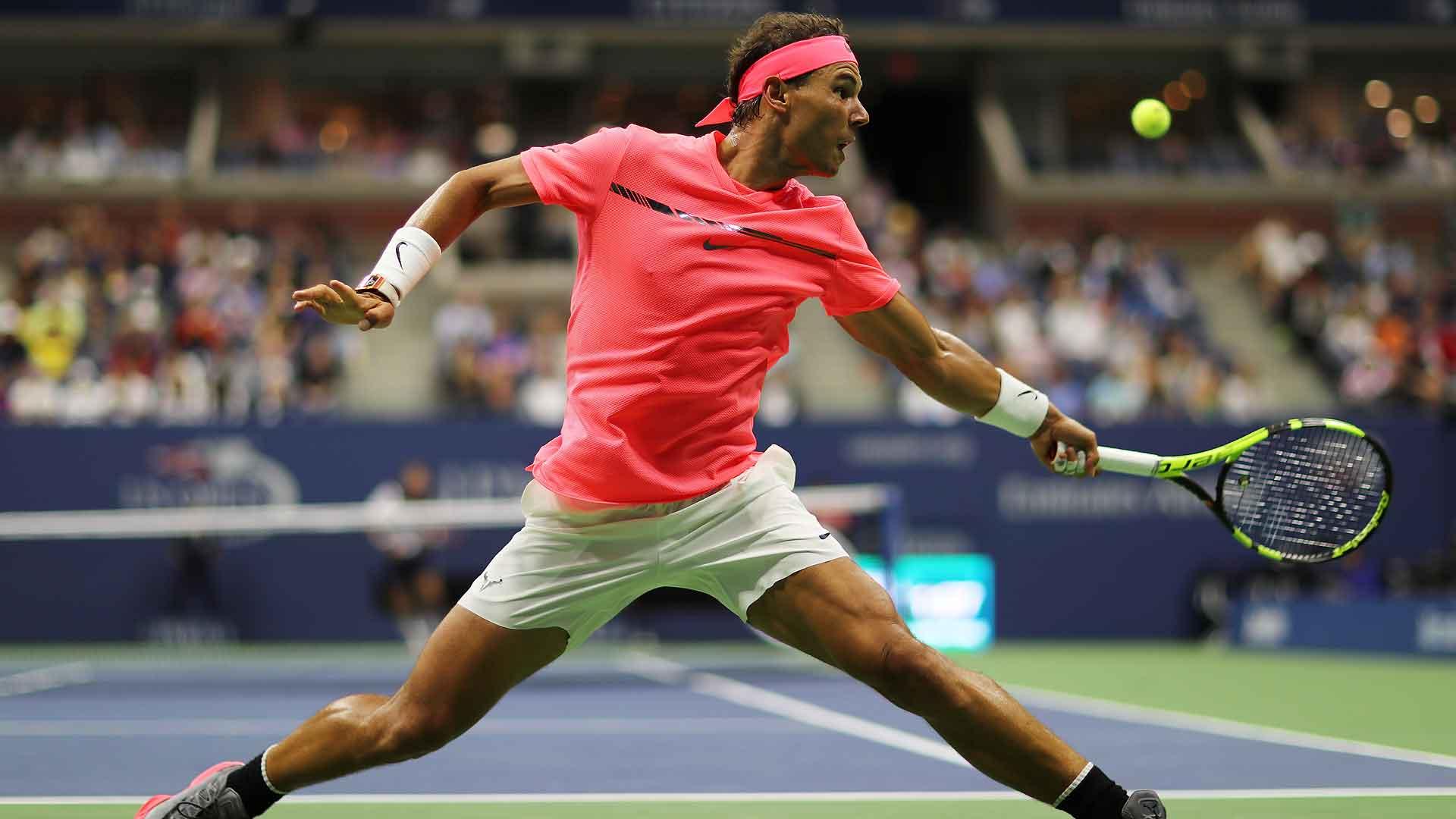 Nadal Federer In Us Open Thursday Action Atp Tour Tennis