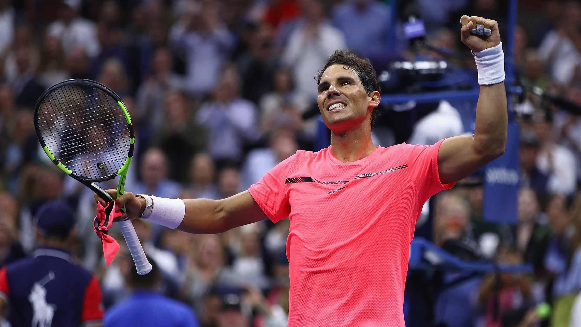 Nadal Sweeps Past Rublev Into Semis Atp Tour Tennis