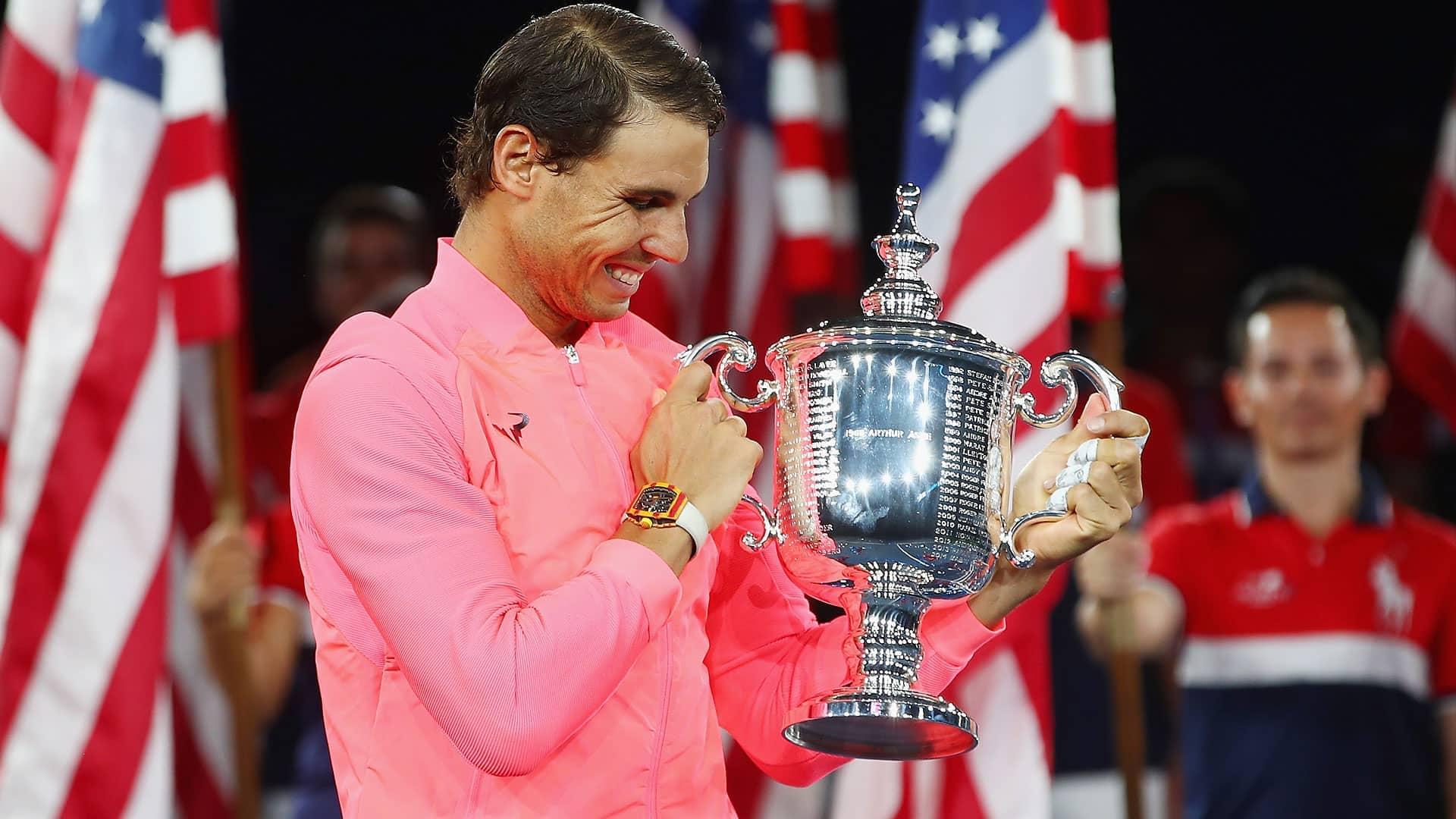 Nadal Sprints To Third Us Open Crown Atp Tour Tennis