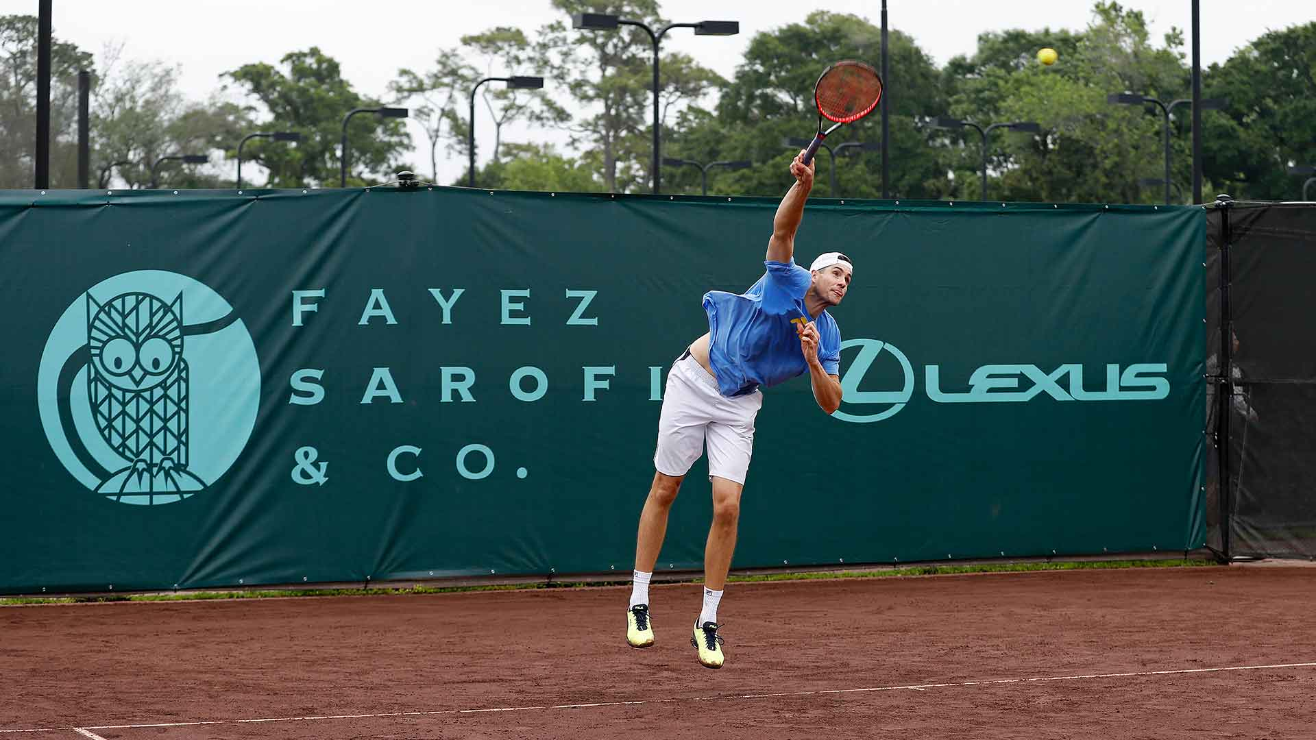 The Best Investment John Isner Ever Made | ATP Tour | Tennis