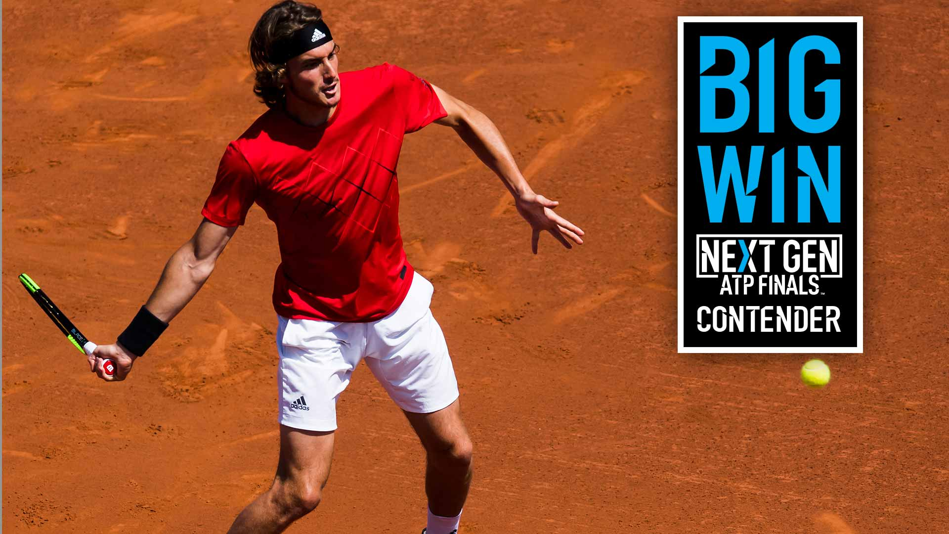 Stefanos Tsitsipas Upsets Dominic Thiem For Place In Barcelona Semi Finals Atp Tour Tennis