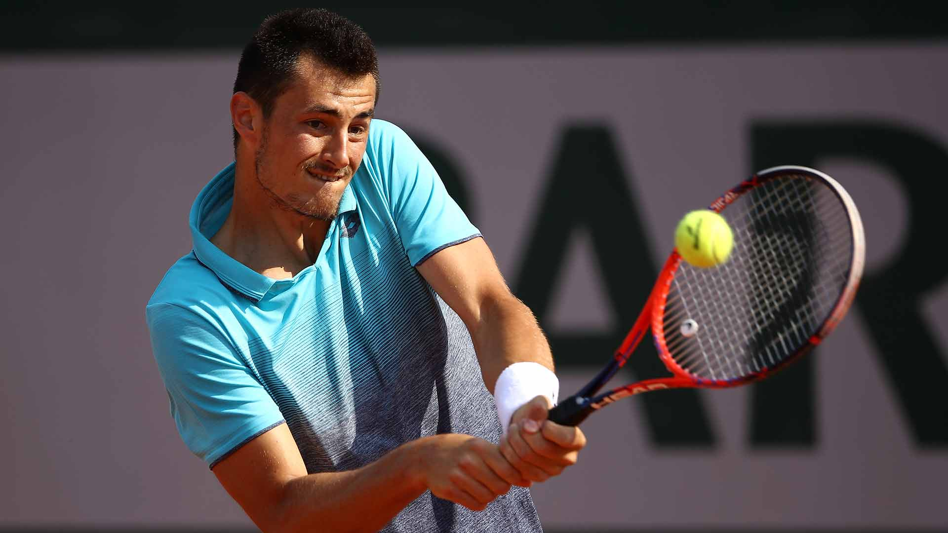 Tomic Into Eighth Consecutive Roland Garros Main Draw Atp Tour