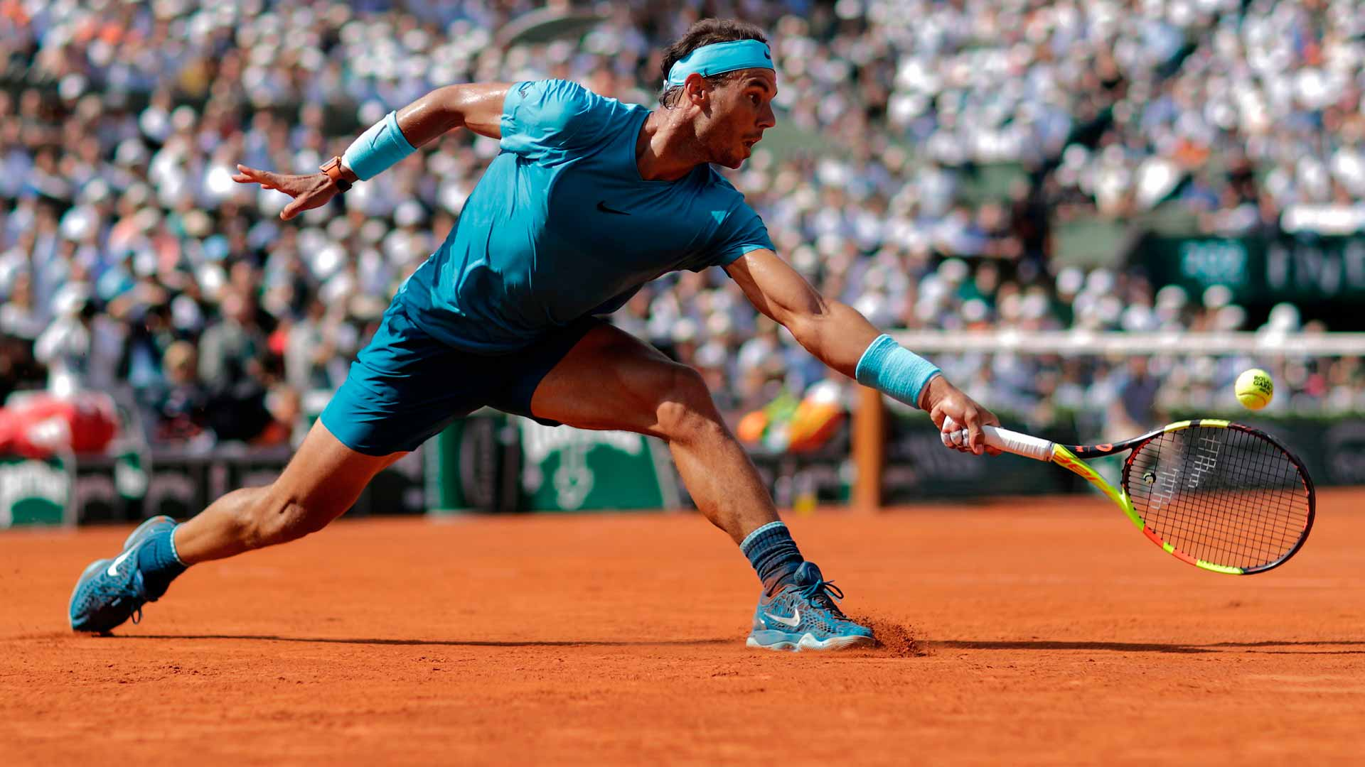 Terror Battue Rafa Into 11th Roland Garros Final Atp Tour Tennis