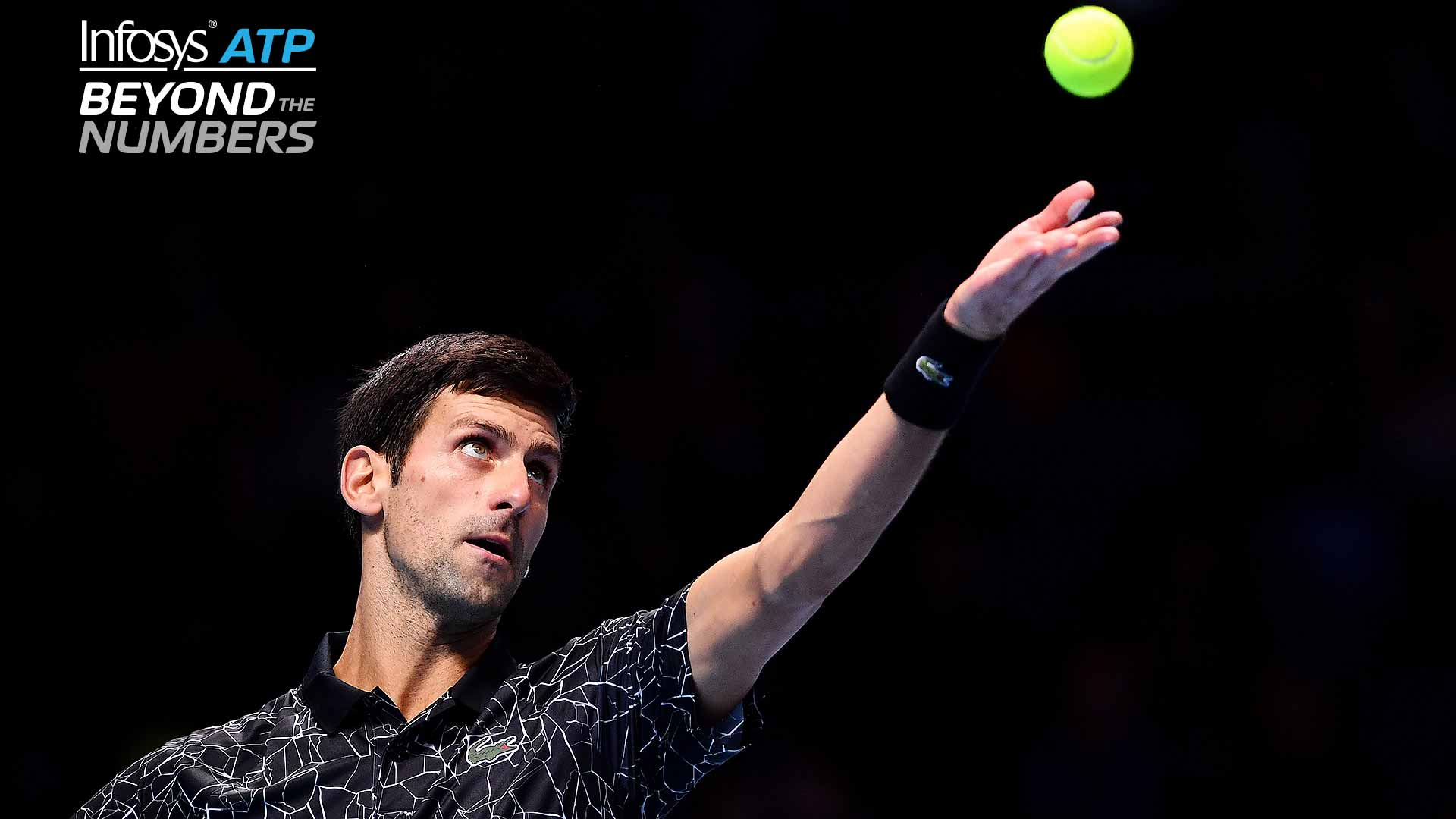 Novak Djokovic's Surprisingly Successful Second-Serve Strategy | ATP Tour | Tennis