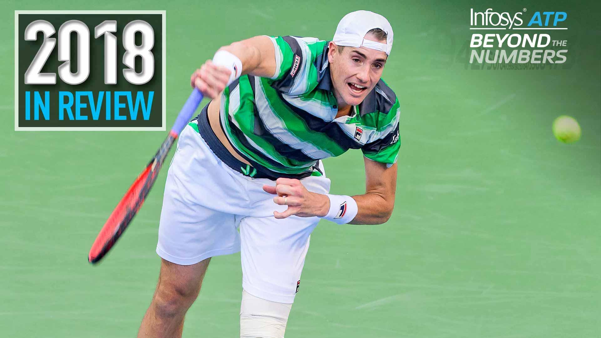 Isner King Of Serving In 2018 Atp Tour Tennis