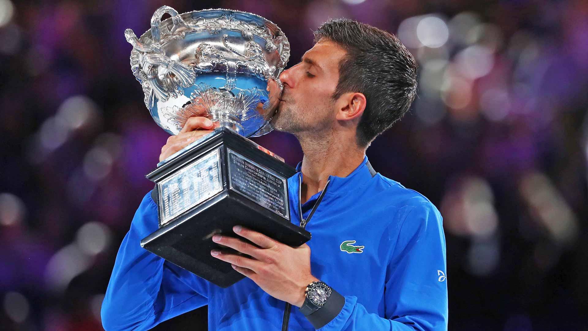 Rafael Nadal Novak Djokovic Roger Federer Lead The Way At 2020 Australian Open When Is The Draw More Atp Tour Tennis