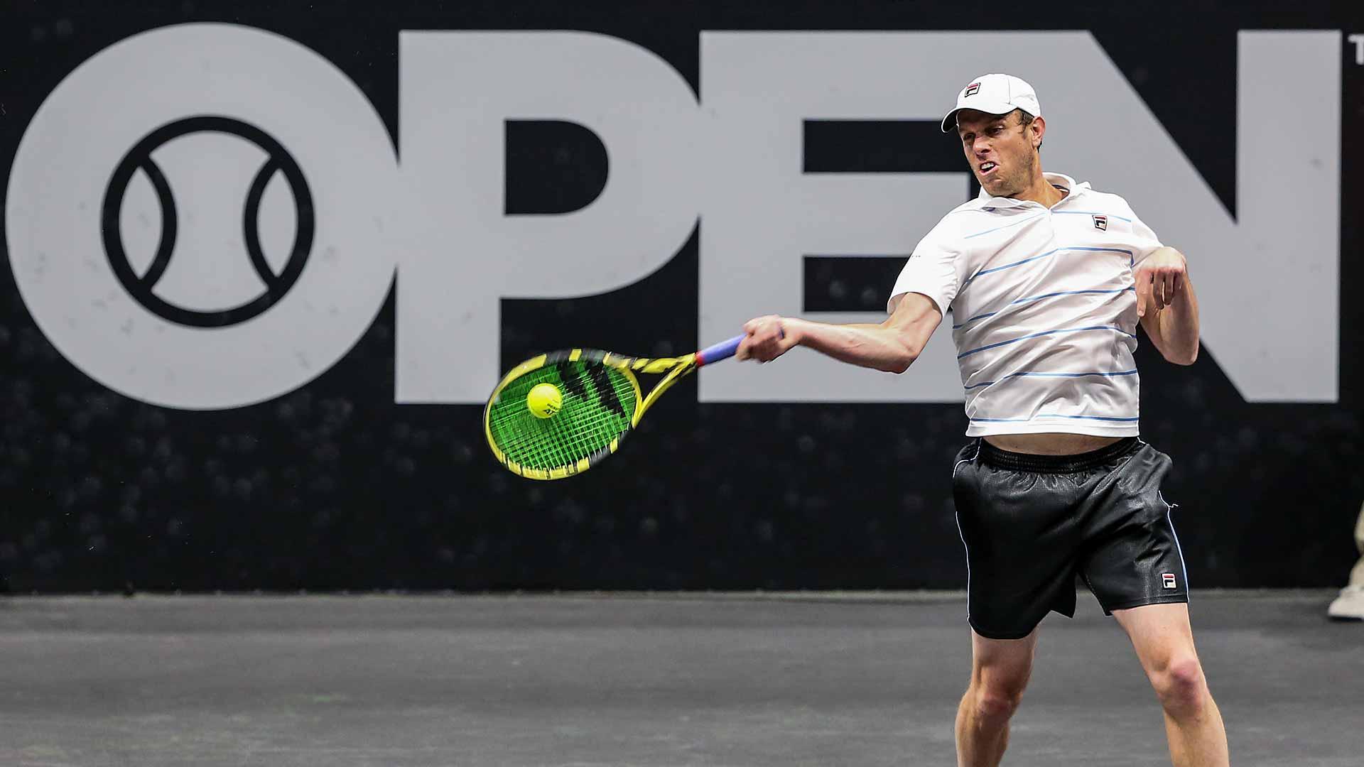 Sam Querrey beats Jason Jung to reach New York Open semi-finals | ATP Tour | Tennis