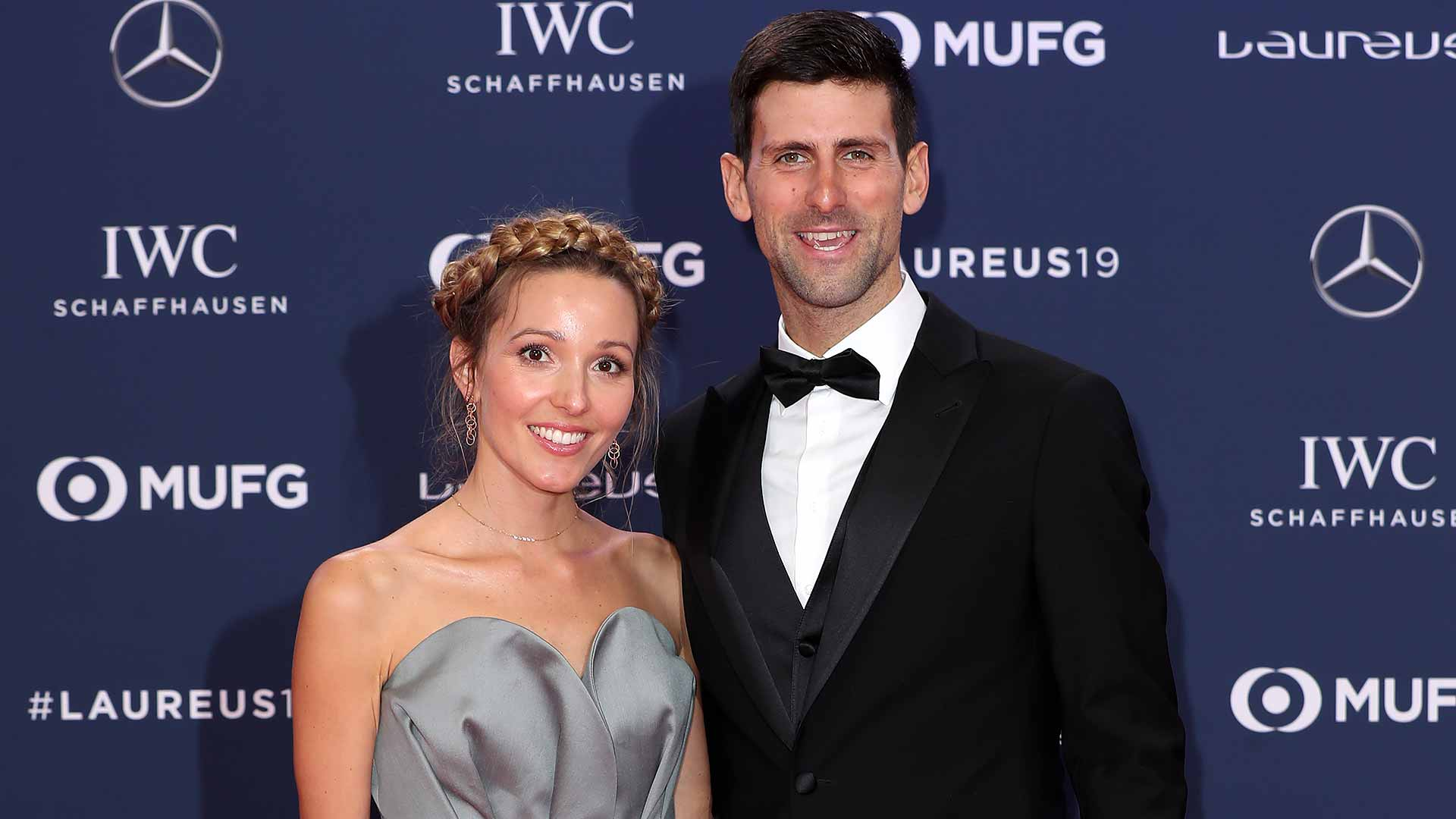 Novak Djokovic Discusses His Wife's Crucial Role In His Revival 2019 | ATP Tour | Tennis