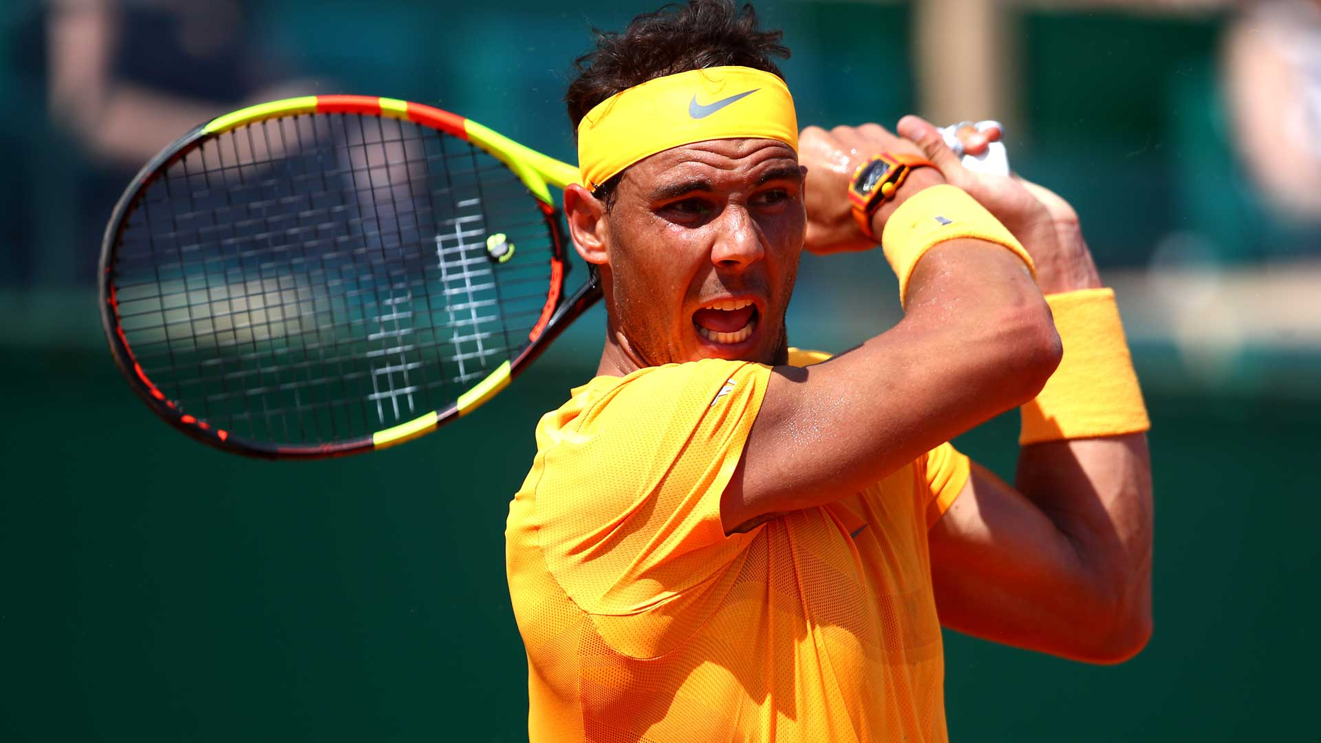b96dcc11102 Nadal Opens Monte-Carlo Title Defence