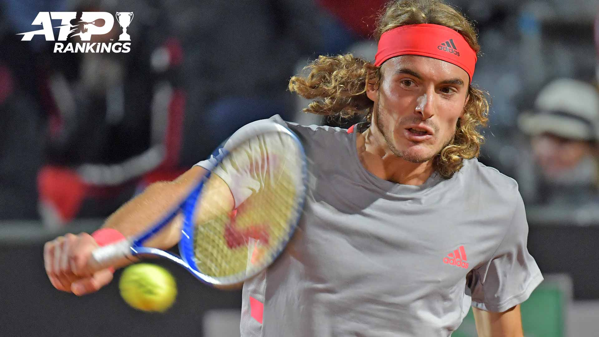 How Stefanos Tsitsipas Can Crack The Top 5 In Rome Atp Tour Tennis