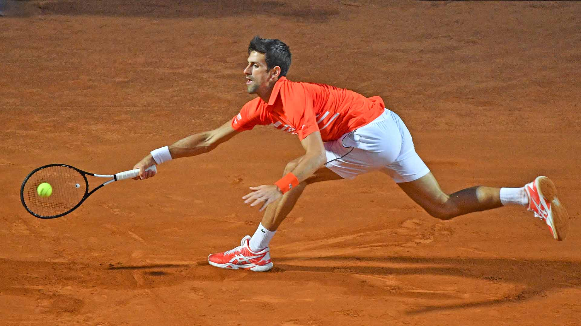 Novak Djokovic Beats Diego Schwartzman In Rome To Setup Final Against Rafael Nadal Atp Tour Tennis