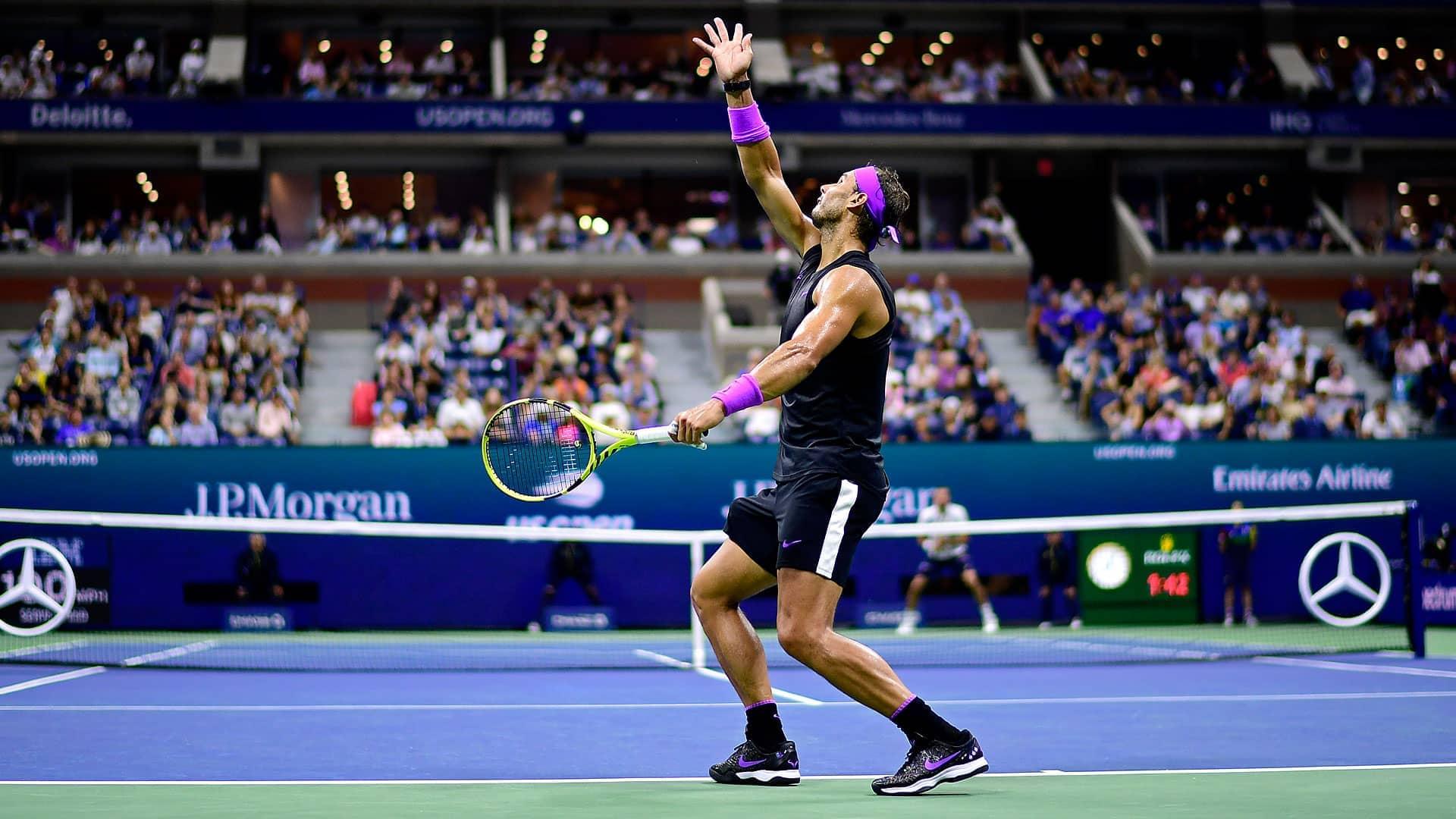 Rapid Rafa: Serve, Play And Win Faster | ATP Tour | Tennis
