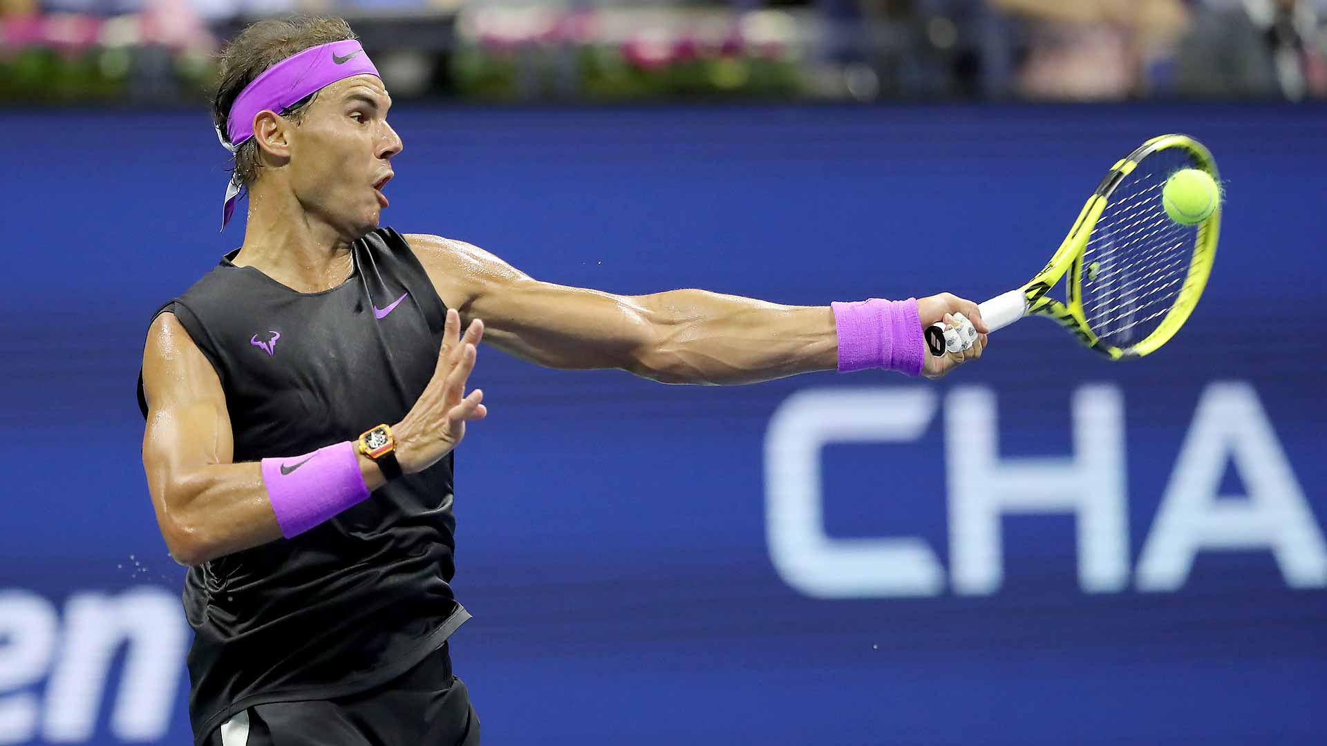 Rafael Nadal Battles Past Diego Schwartzman To Reach Us Open Semi Finals Atp Tour Tennis