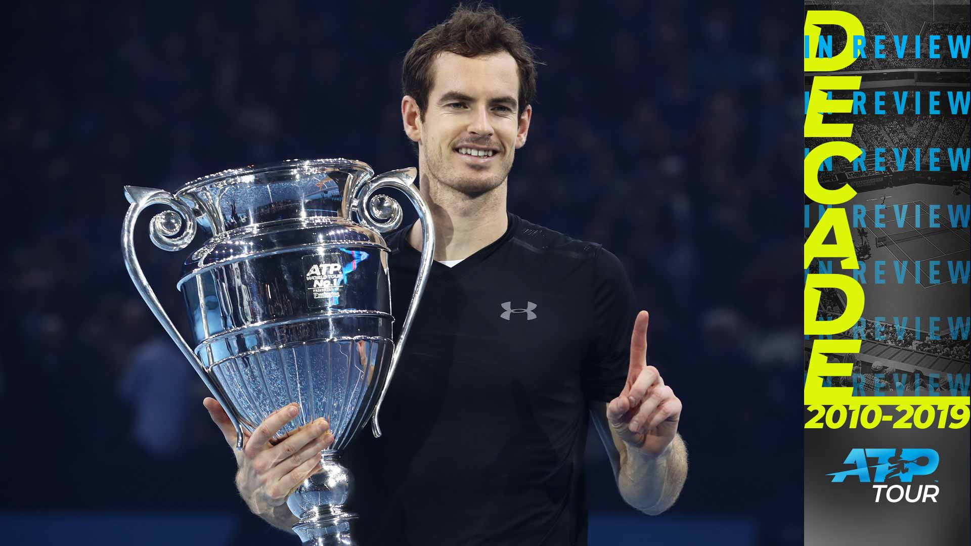 Players Of The Decade Andy Murray Atp Tour Tennis