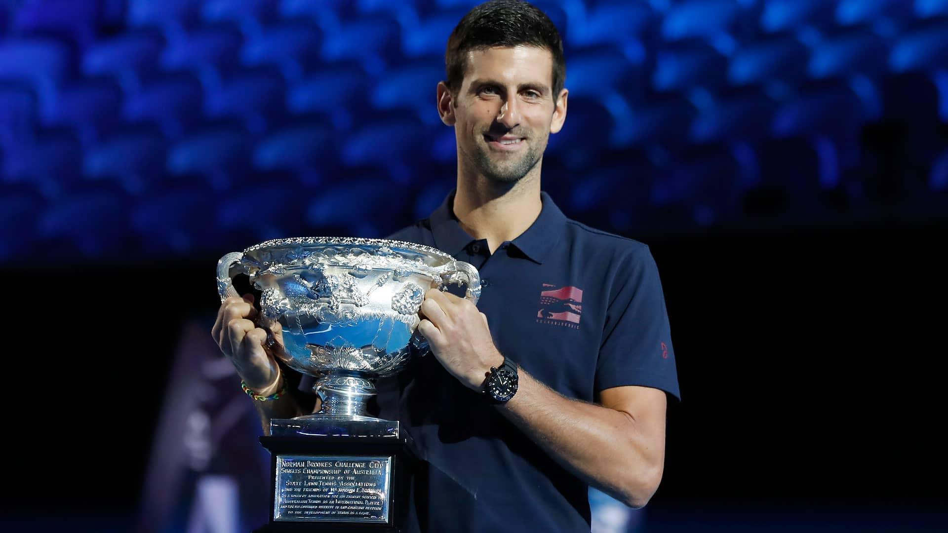 Novak Djokovic Calls 2019 Australian Open Win His Best
