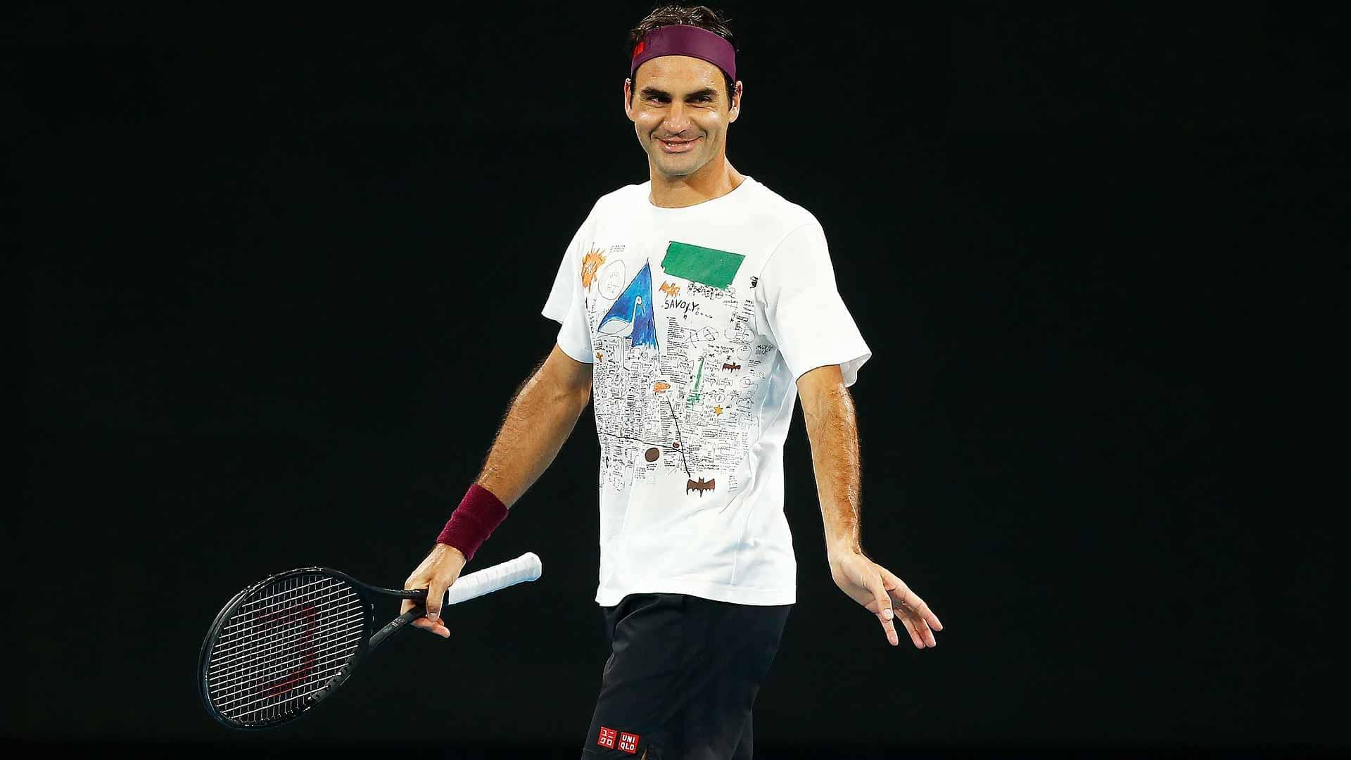 Roger Federer Novak Djokovic Begin Australian Open Runs On