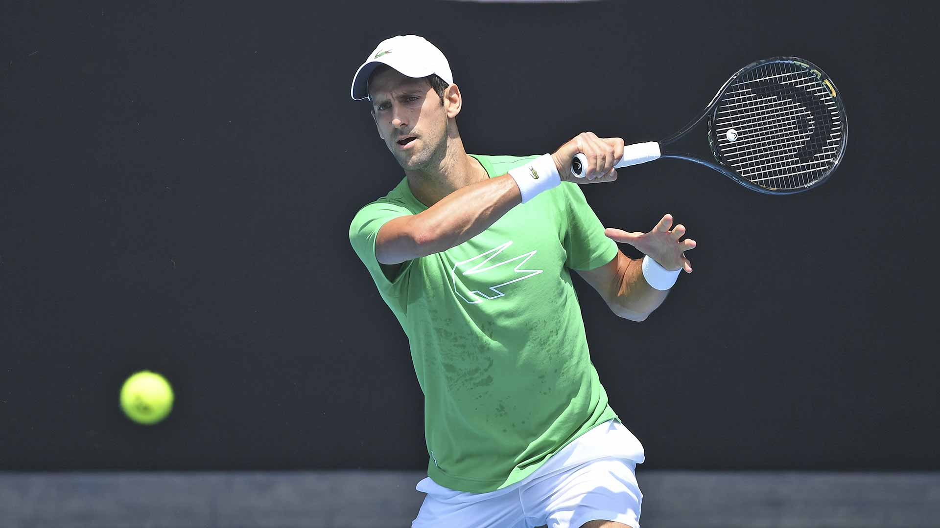 Djokovic Inspired By Nadal And Federer   ATP Tour   Tennis