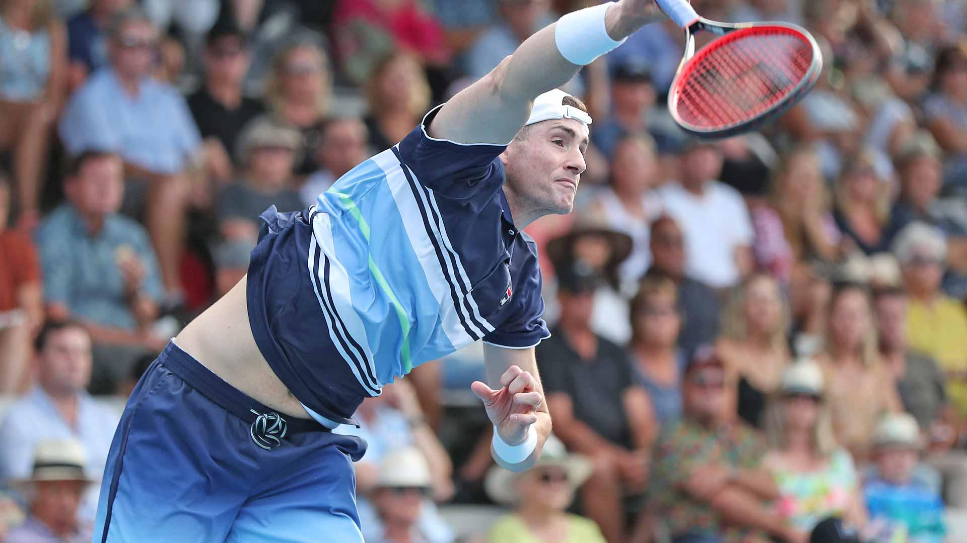 Australian Open John Isner Pledges 25 Of Prize Money And