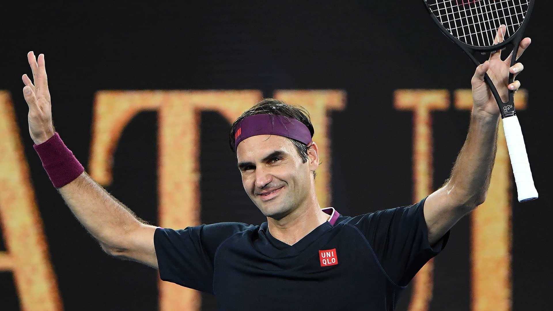 Roger Federer I M Not An Artist Or A Musician