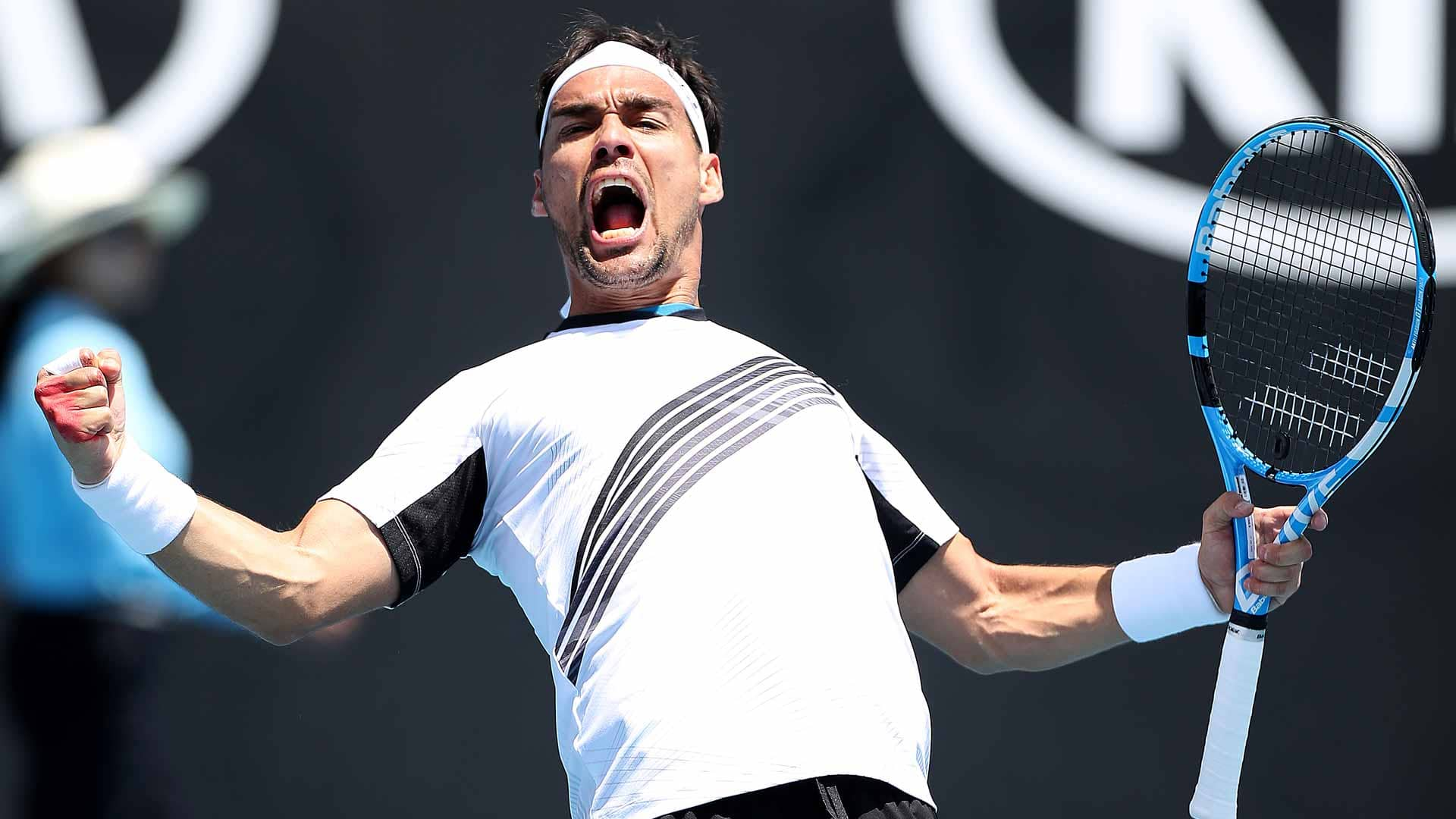 Image result for fognini 2020