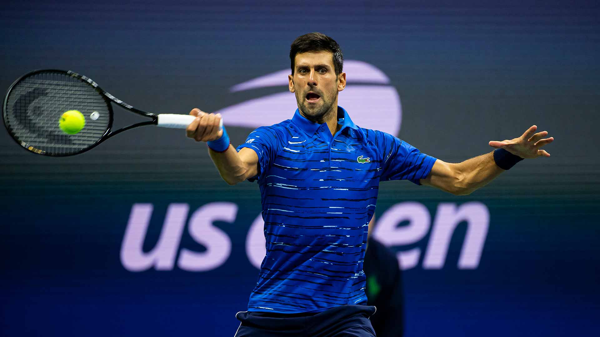 Novak Djokovic Leads Us Open Field Atp Tour Tennis