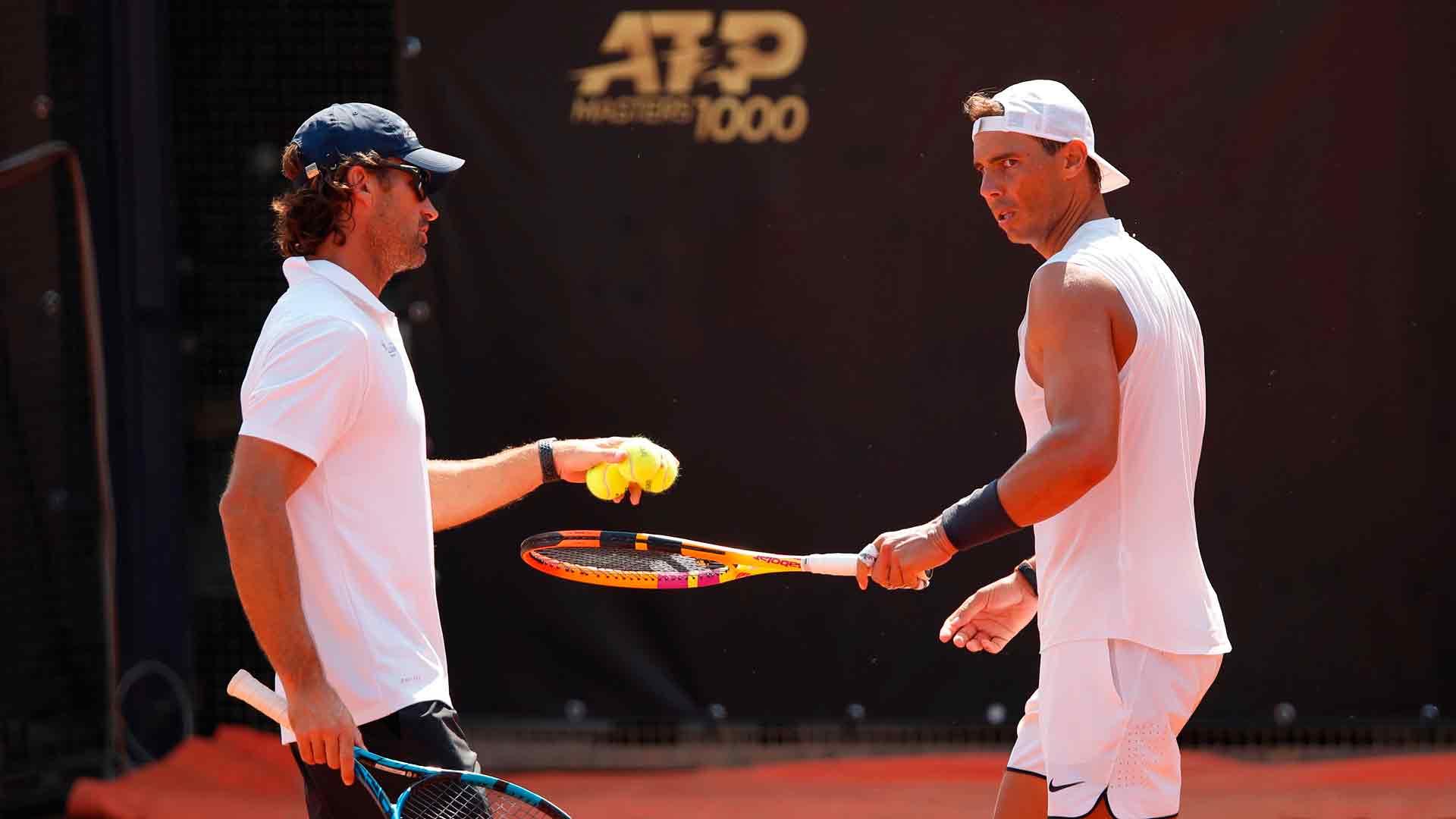 Rafael Nadal Excited For Atp Tour Return In Rome Atp Tour Tennis