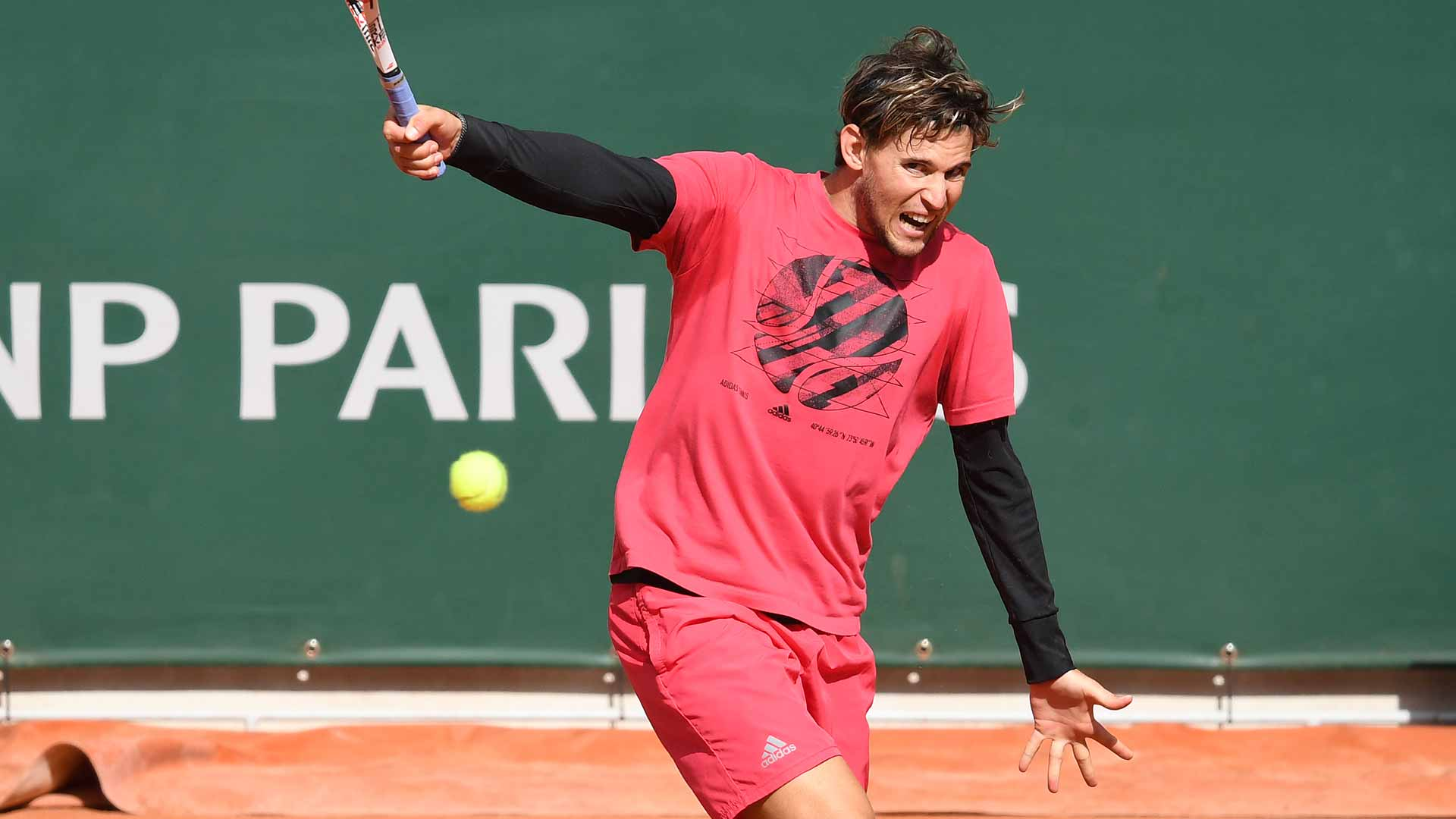 Roland Garros Preview Dominic Thiem Confronts Marin Cilic Challenge Rafael Nadal Begins Chase For No ATP Tour Tennis