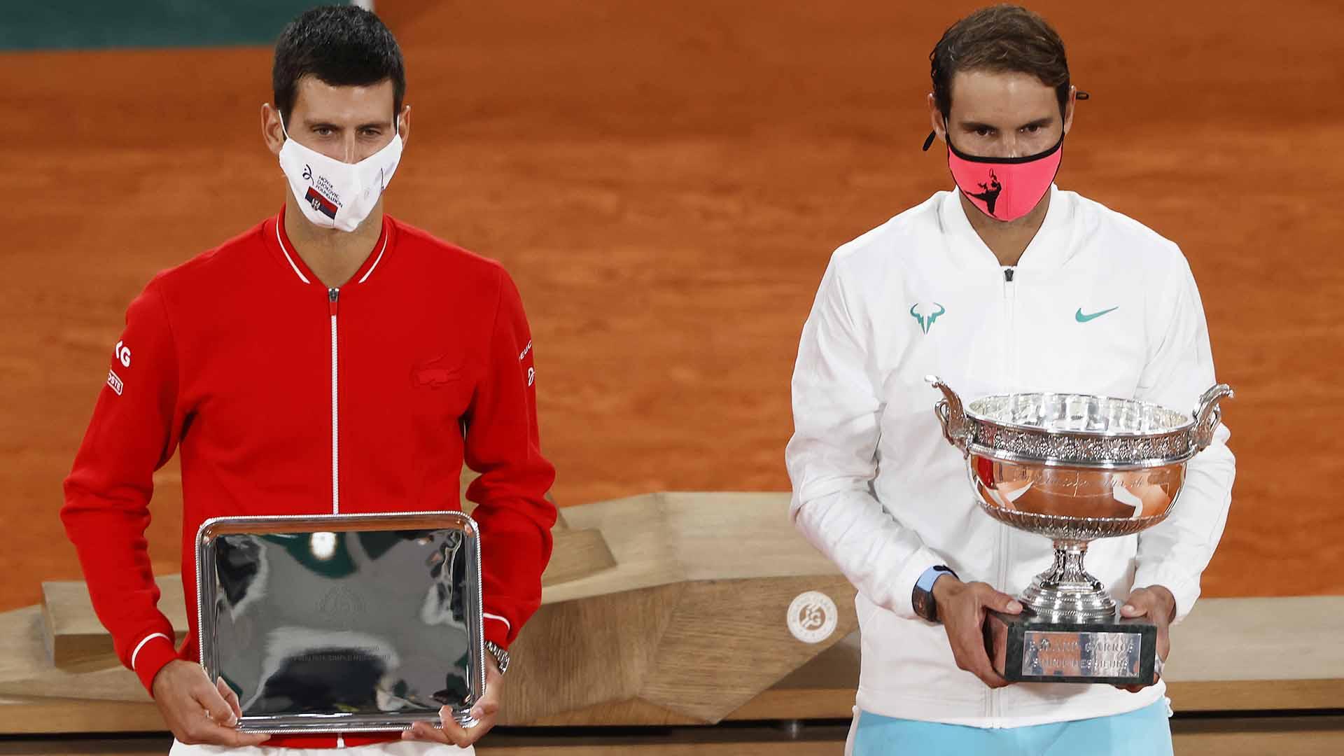 Novak Djokovic He Played A Perfect Match Atp Tour Tennis