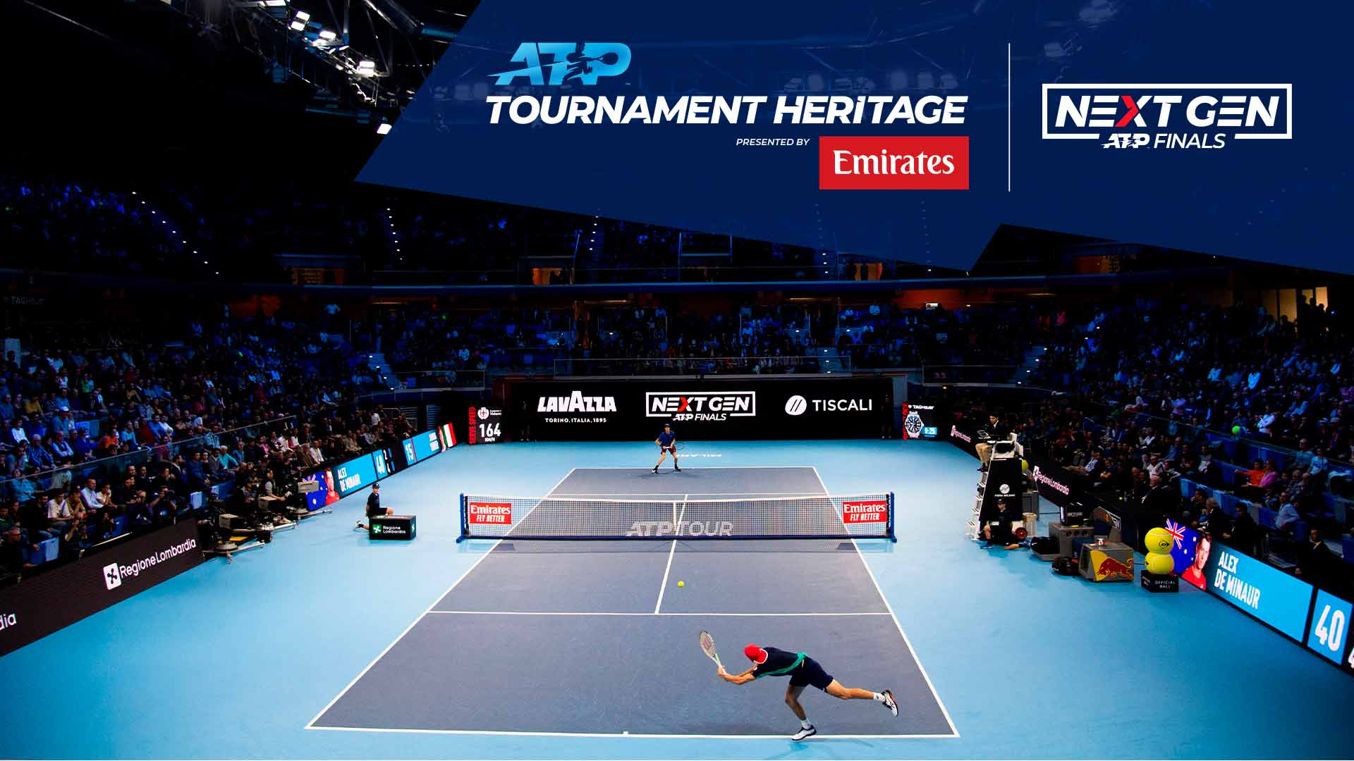 Next Gen Atp Finals Where Future Stars Take Centre Stage Atp Tour Tennis