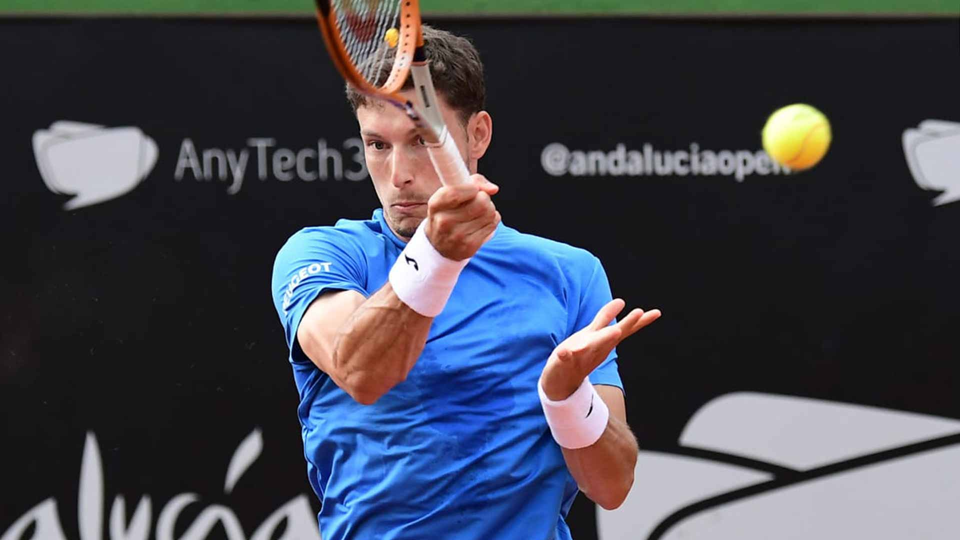 Pablo Carreno Busta Begins Chase For First Title At Home In Marbella | ATP  Tour