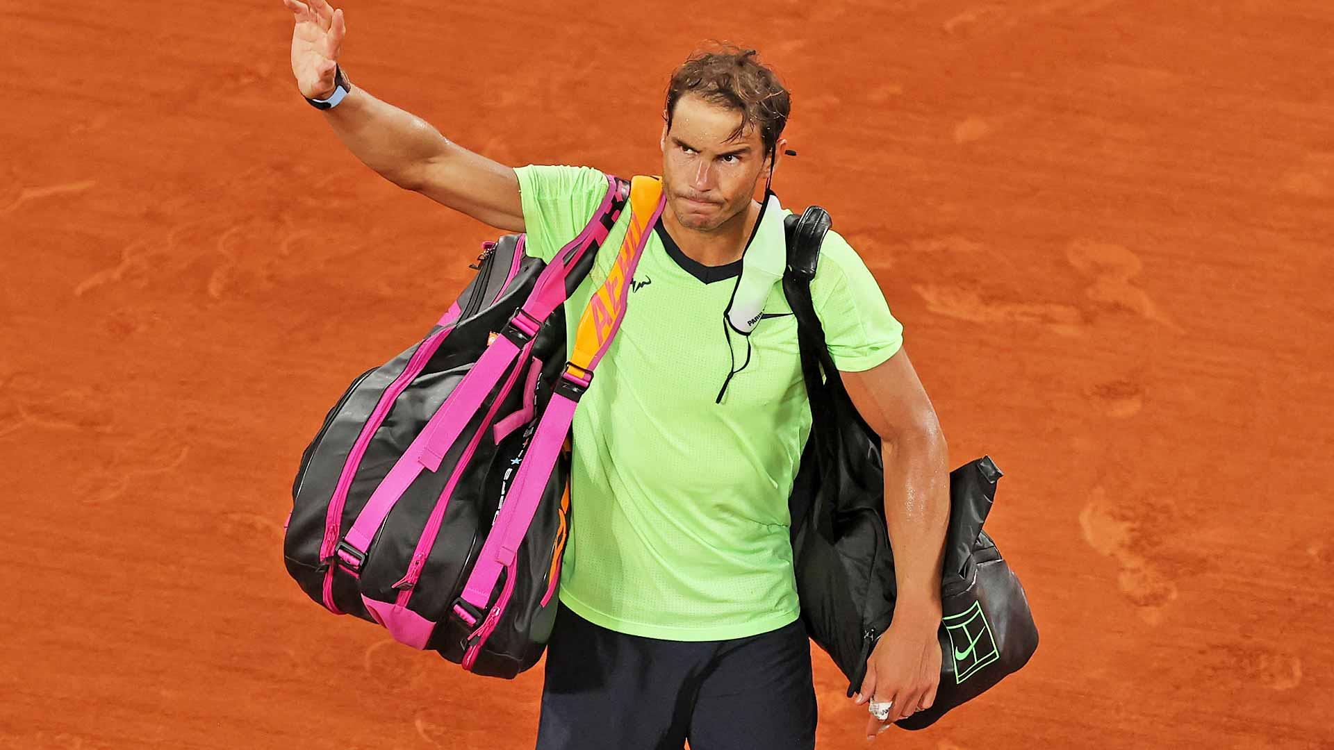 Rafael Nadal I Had A Big Chance Atp Tour Tennis