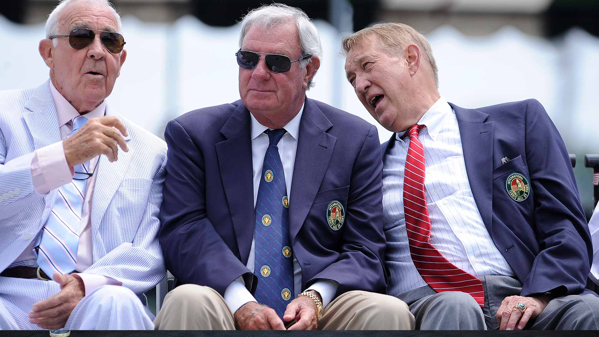 Mike Davies Tribute 2015 ATP World Tour