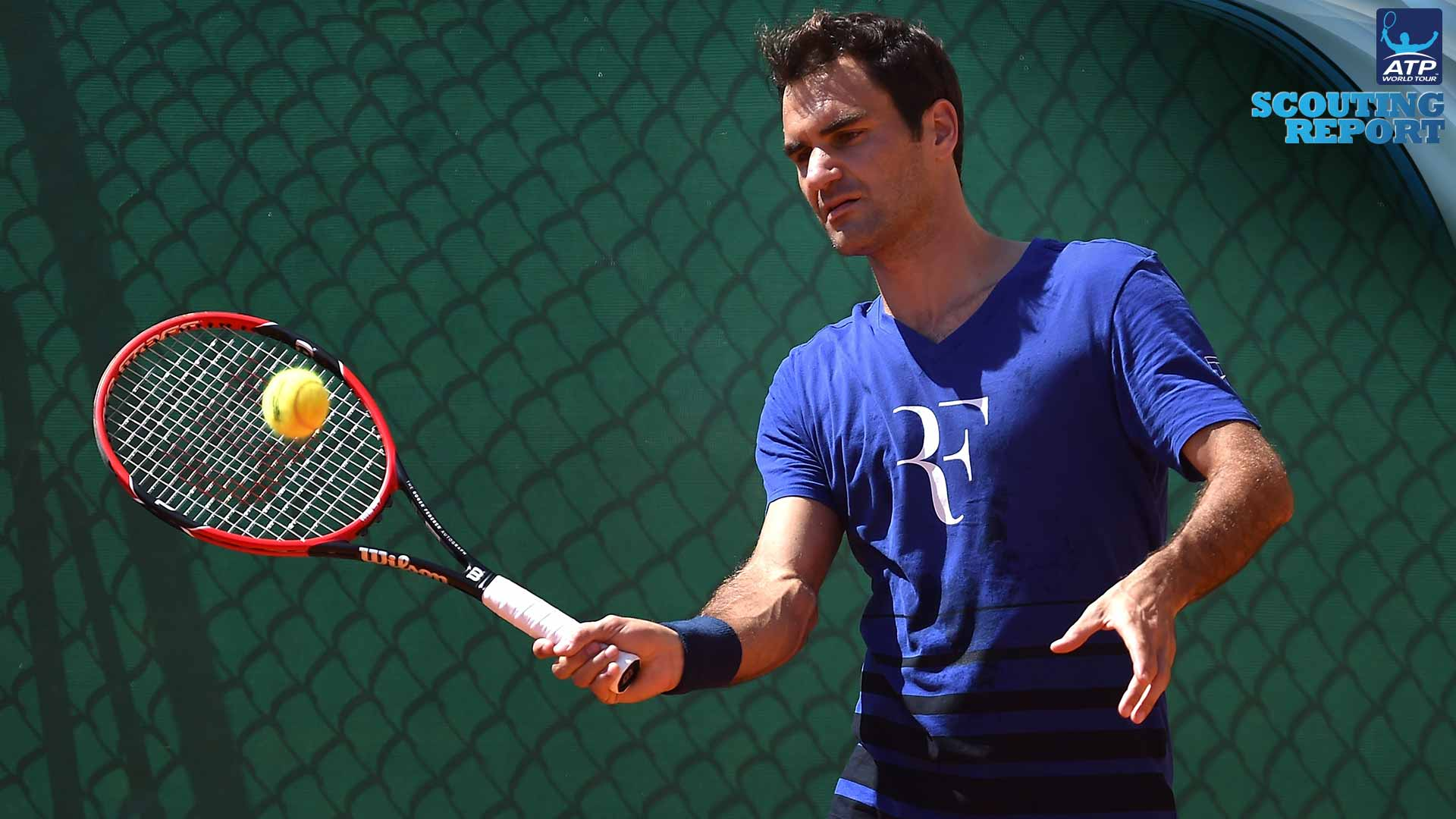 Federer Scouting Report Rome 2016 | ATP World Tour | Tennis