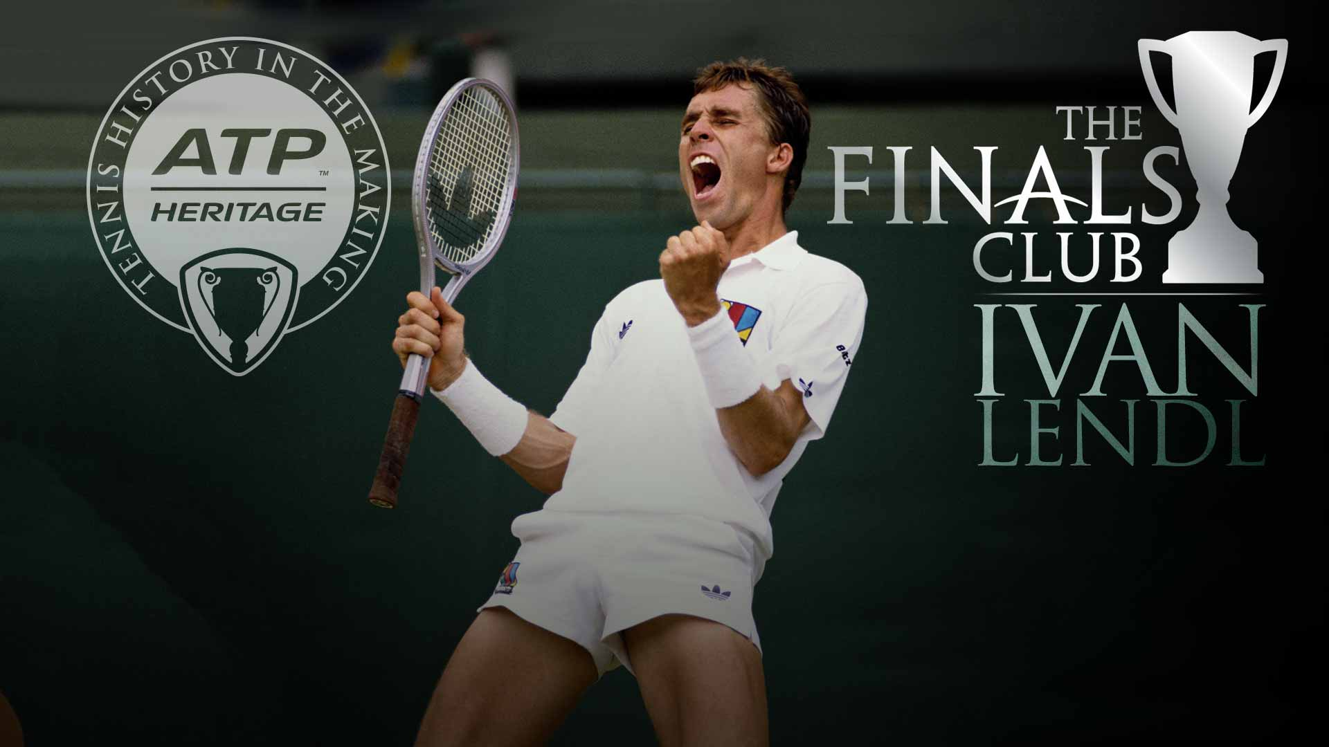 Ivan Lendl The Constant Gardener ATP World Tour
