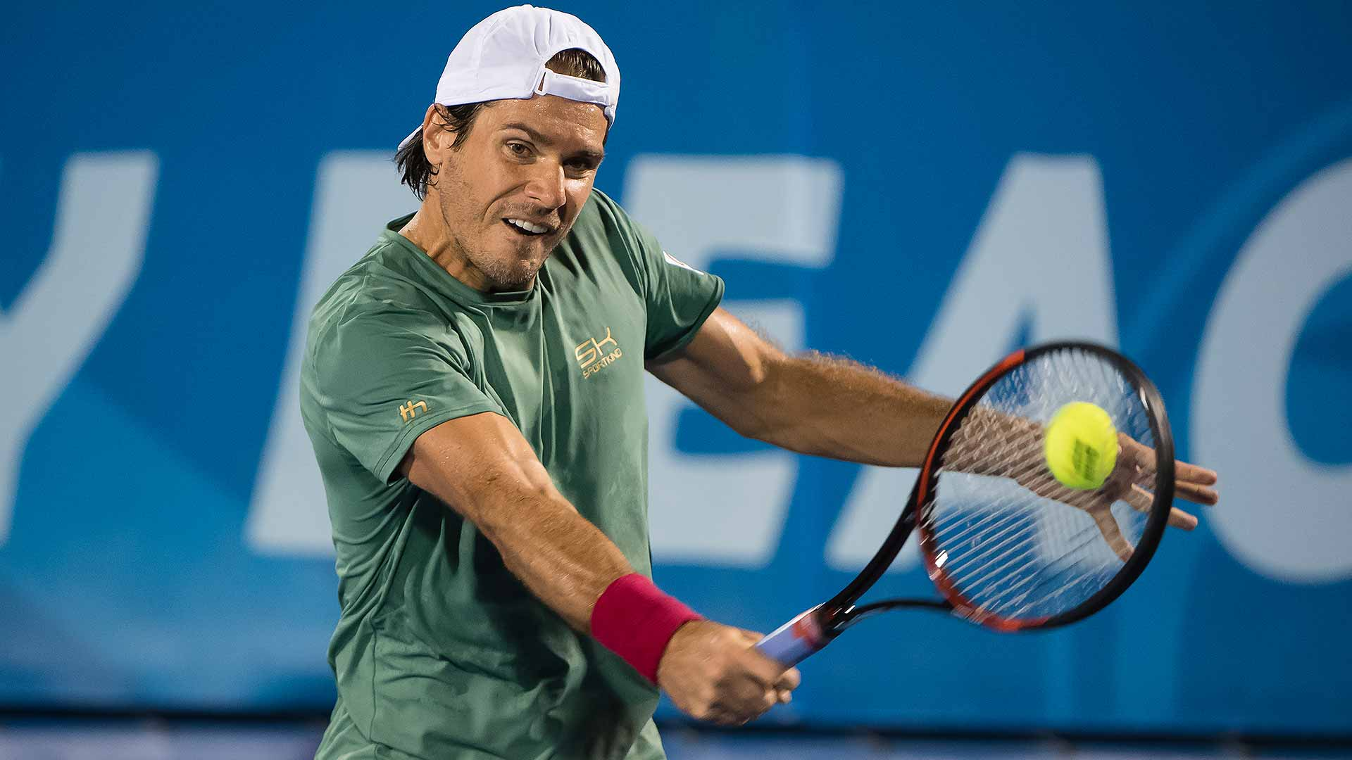 Tommy Haas Feels Good Despite Delray Beach Outcome