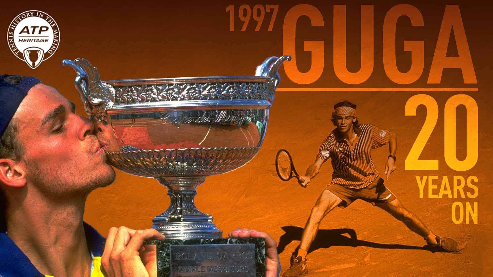 Gustavo Kuerten Remembering 1997 Roland Garros