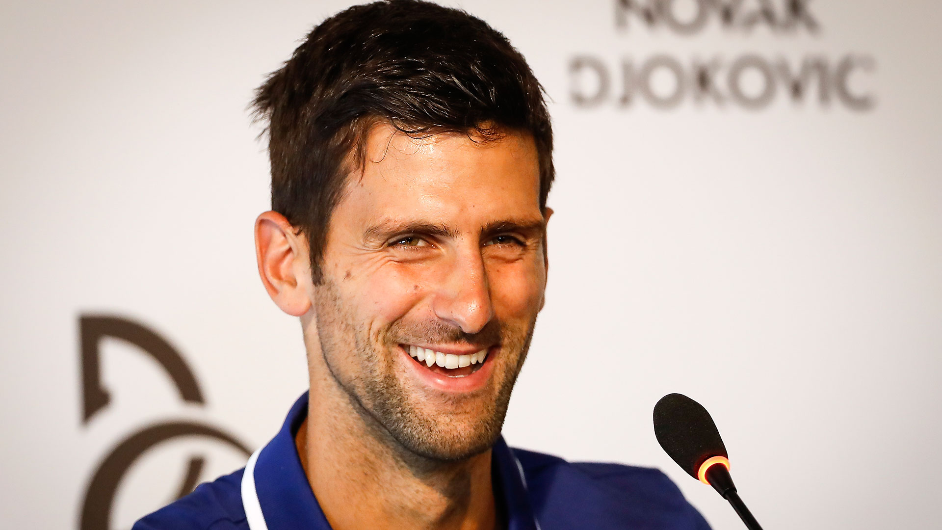 Djokovic Wel es Birth Second Child ATP World Tour