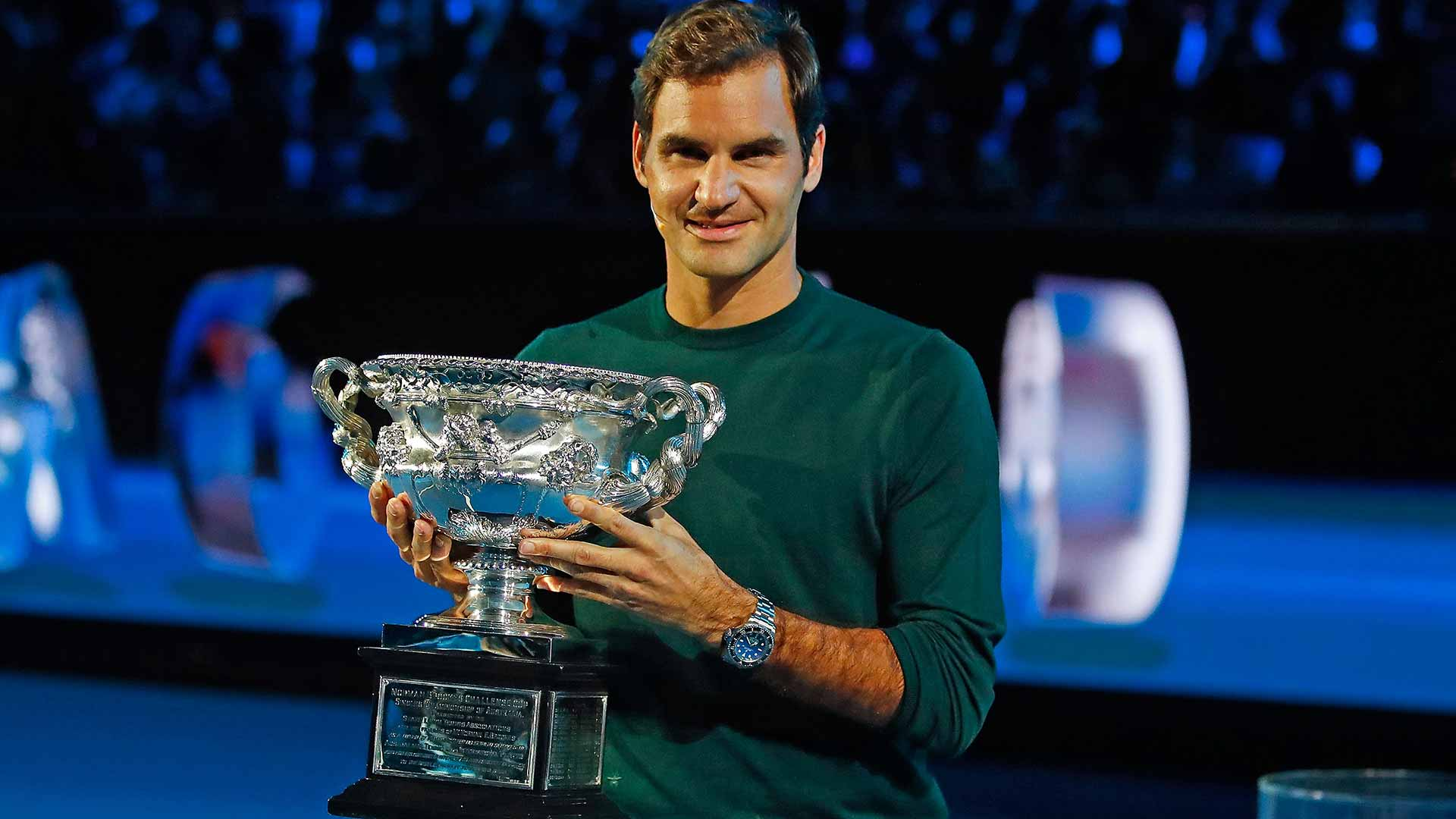 Three reasons why federer may win the 2018 australian open atp three reasons why federer may win the 2018 australian open atp world tour tennis stopboris Choice Image
