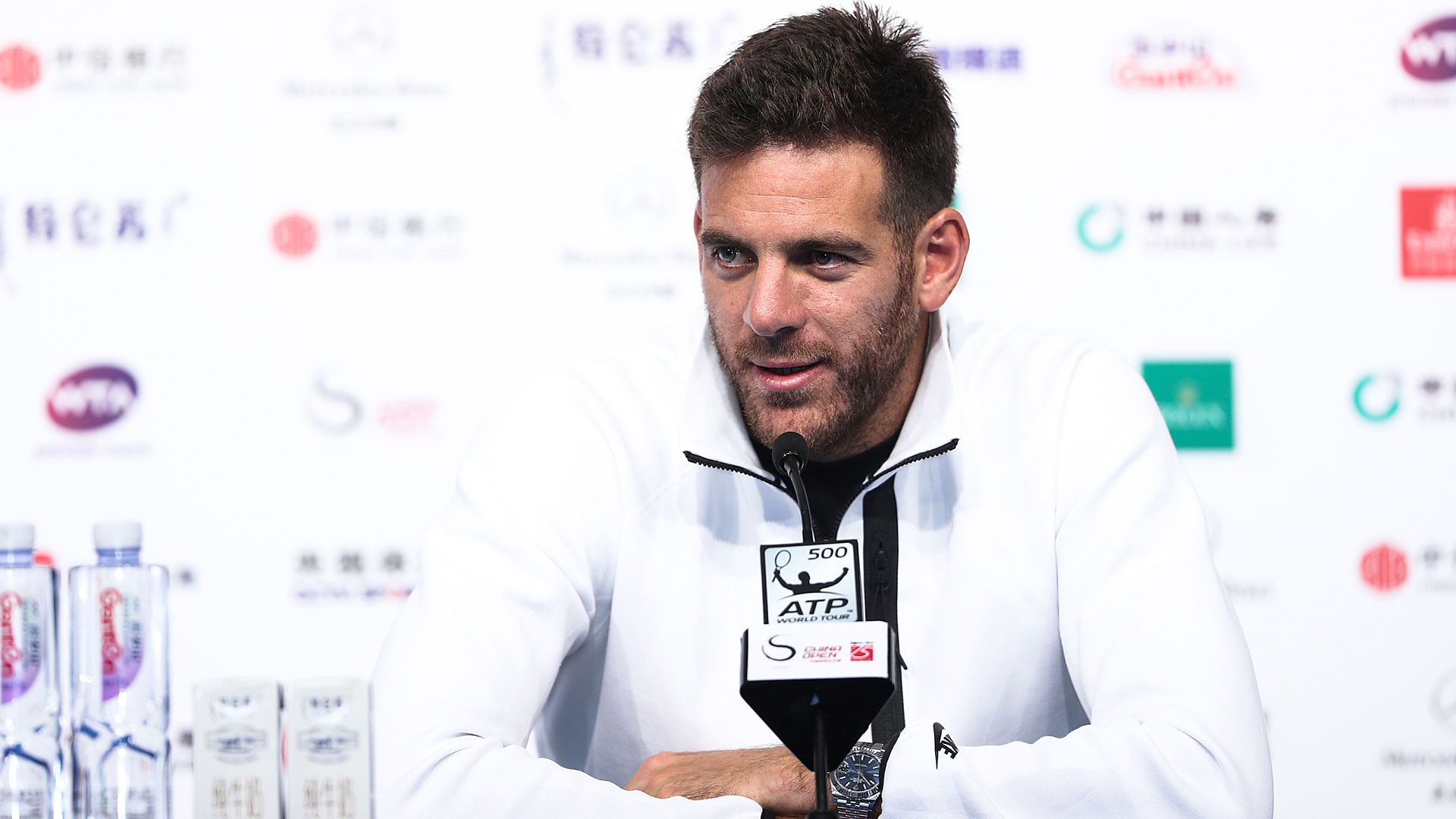 "Del Potro: ""It Could Be One Of My Best Seasons"" 