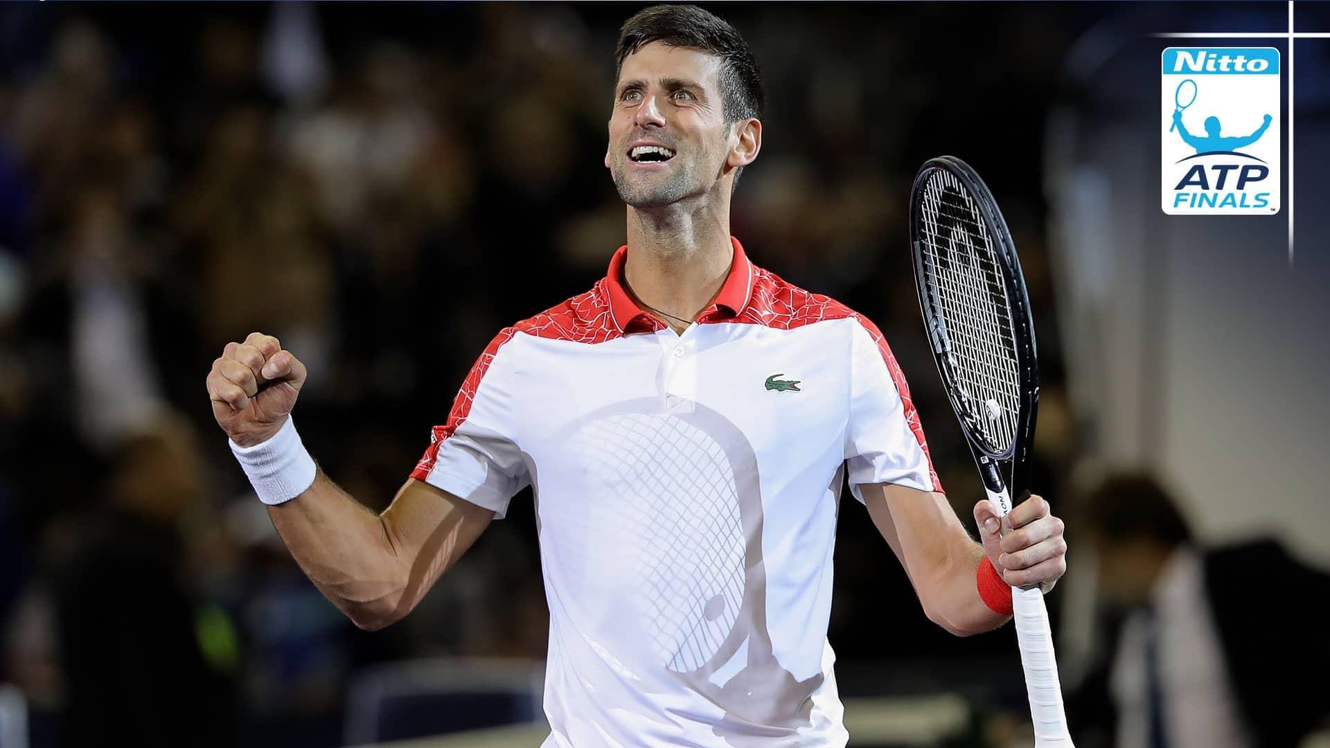 Novak Djokovic: The Comeback King   ATP World Tour   Tennis