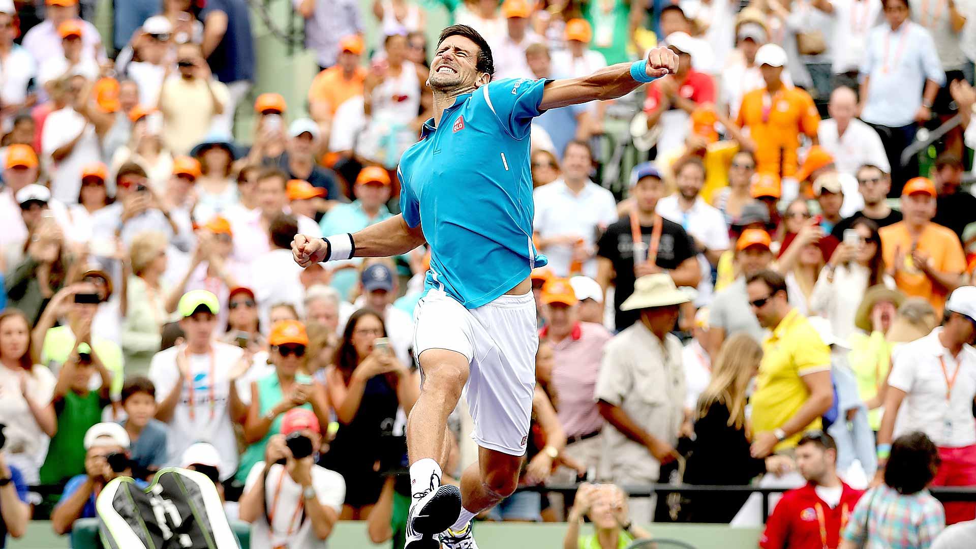 Djokovic reina en solitario con 28 Masters 1000