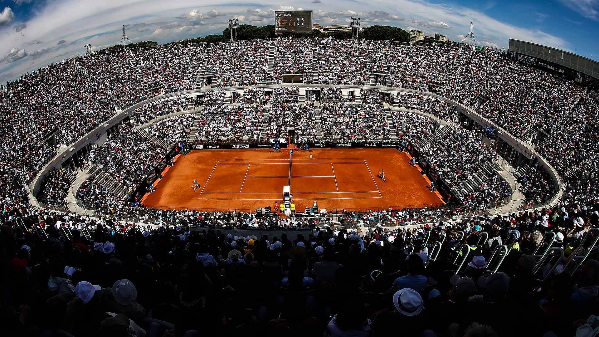 Atp Masters 1000 Rome Results Atp Tour Tennis